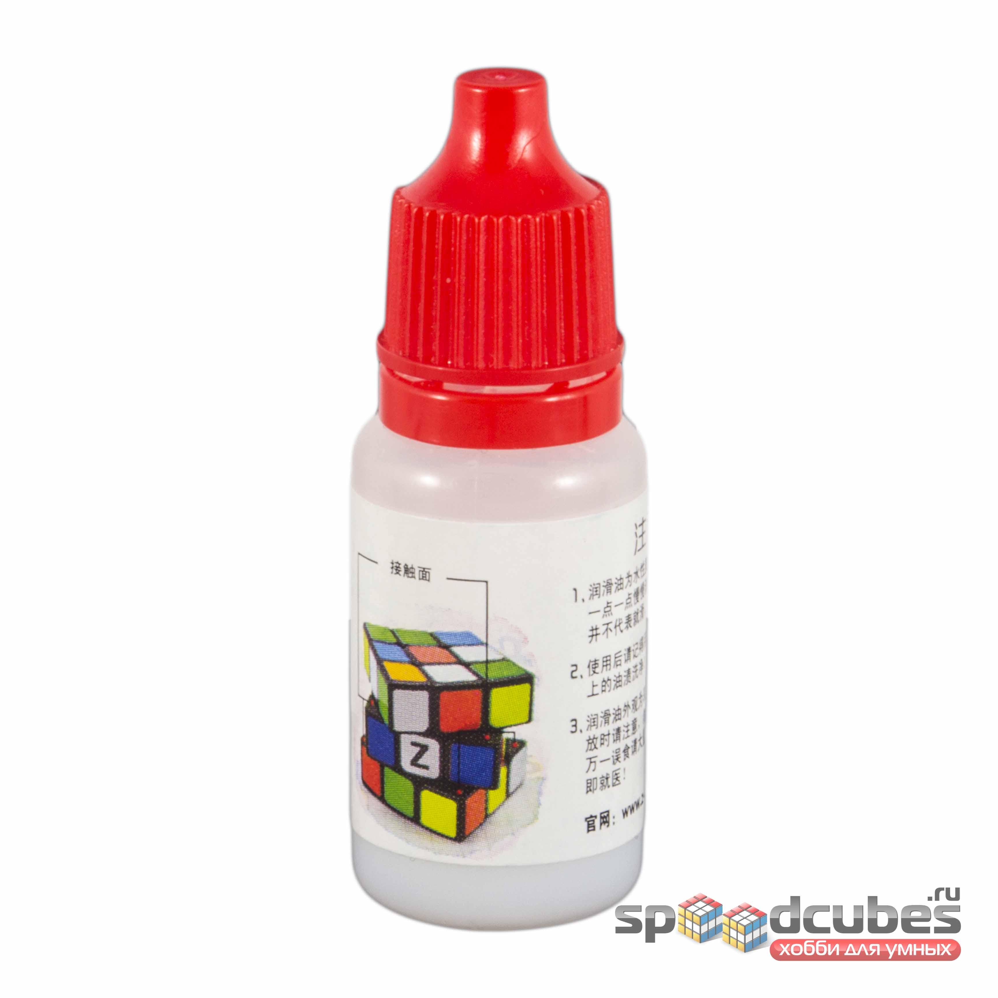 Z-lube 10ml смазка силиконовая для кубов