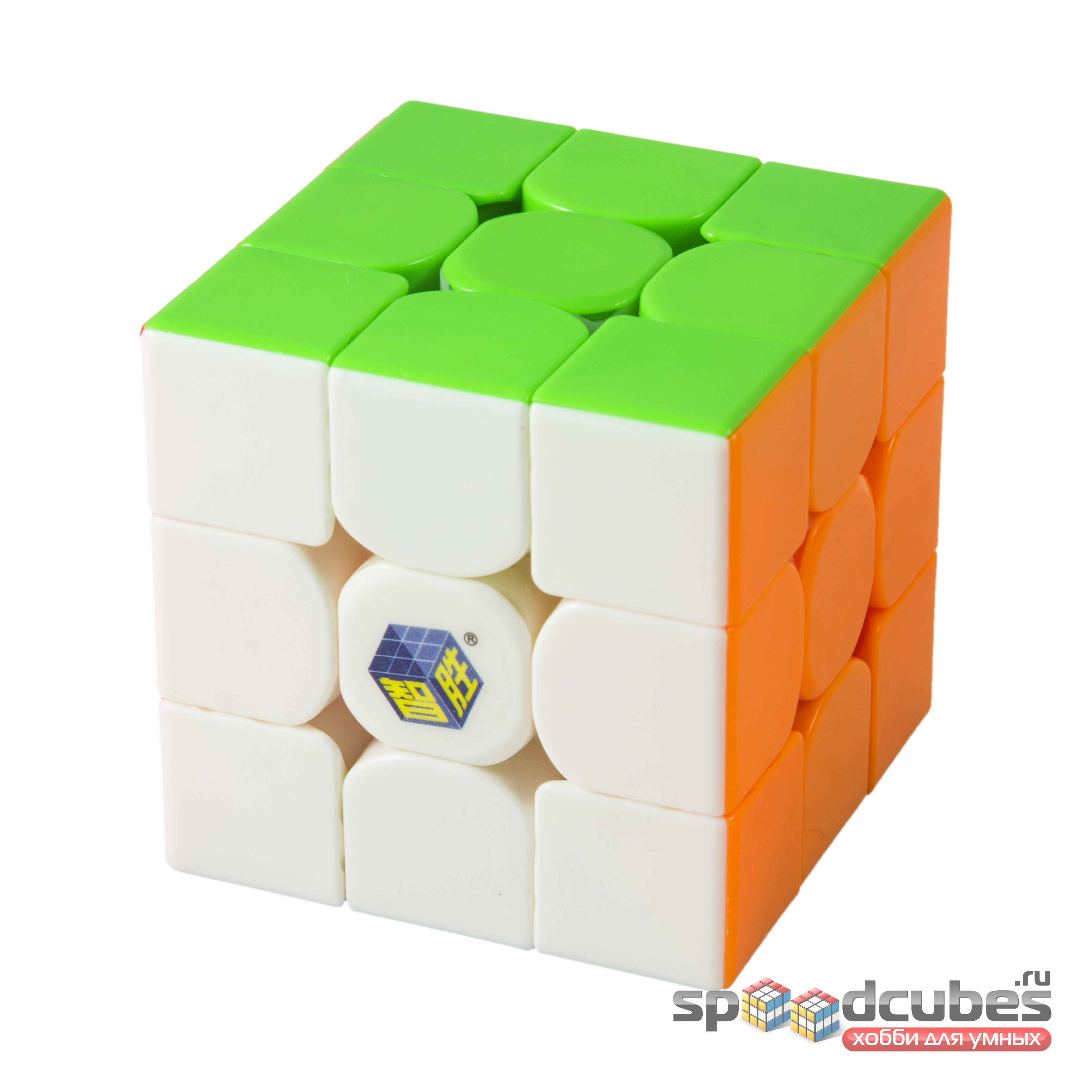 Yuxin 3x3x3 Huanglong M Color 3