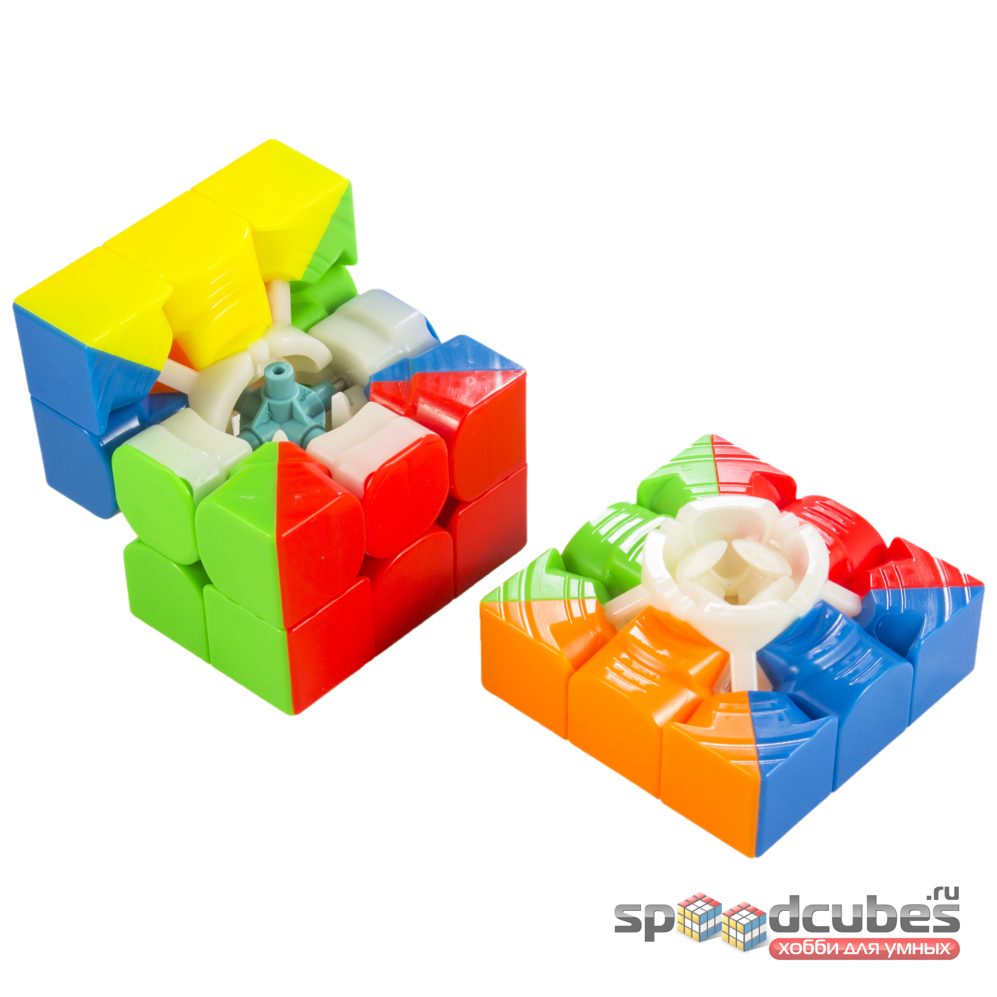 Yuxin 3x3x3 Huanglong M Color 4