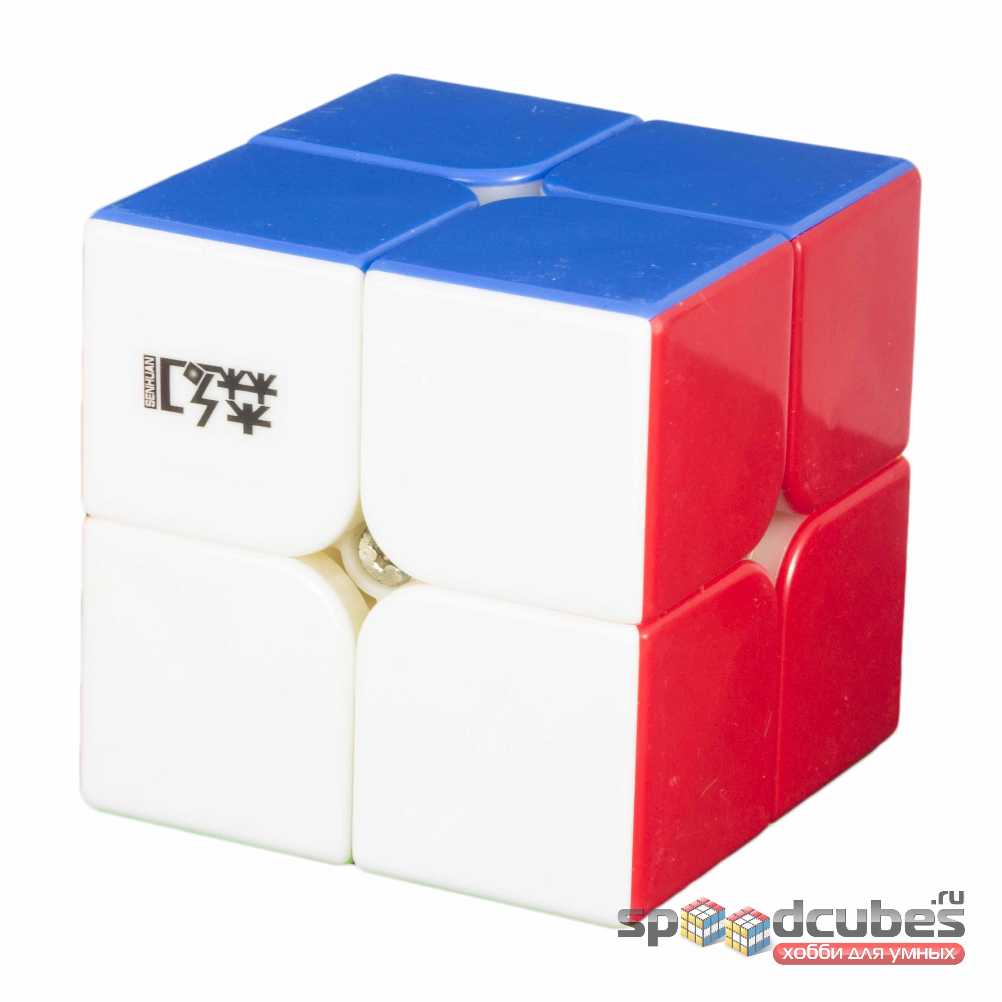 MoYu 2x2x2 ZhanLang M Color 3