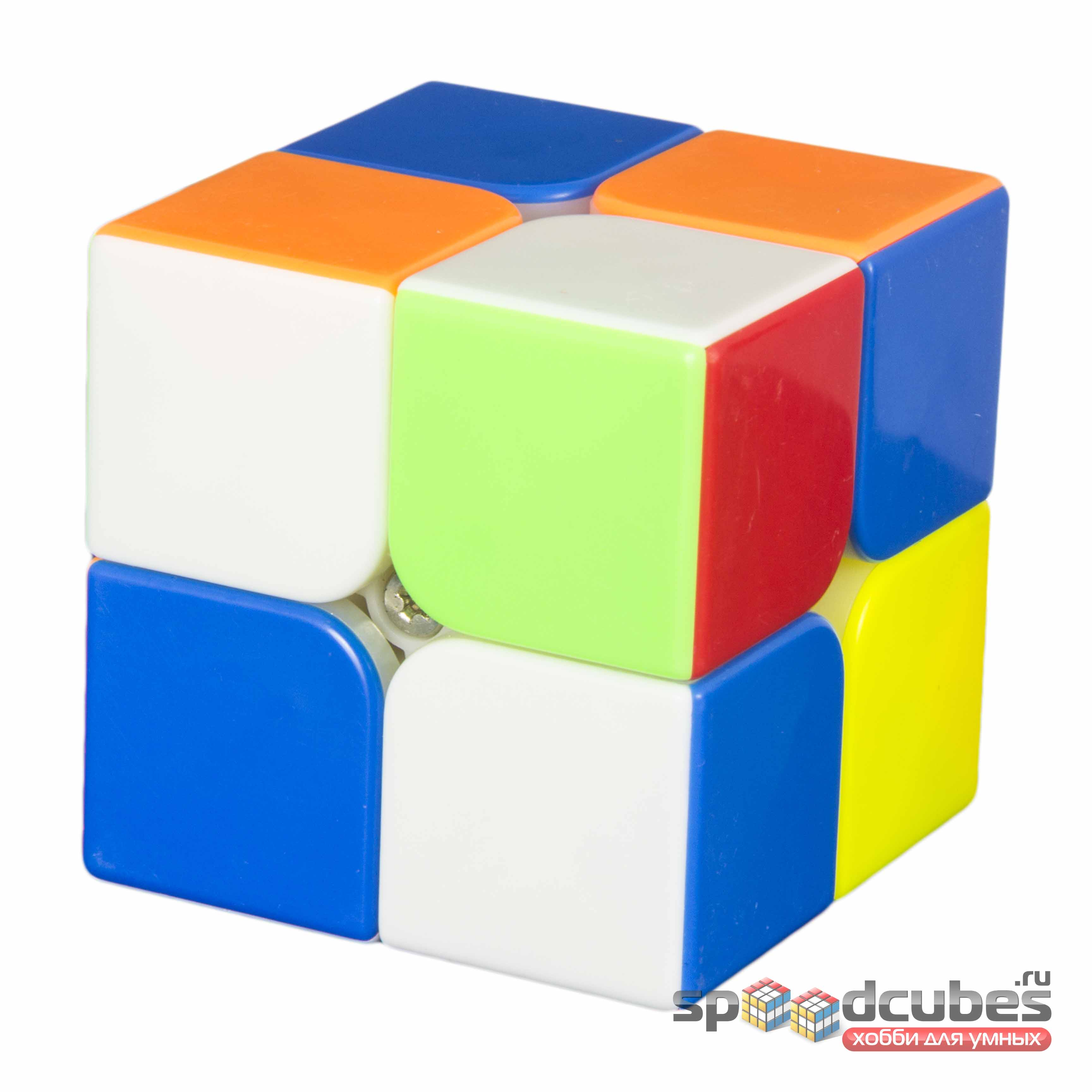 MoYu 2x2x2 ZhanLang M Color 4