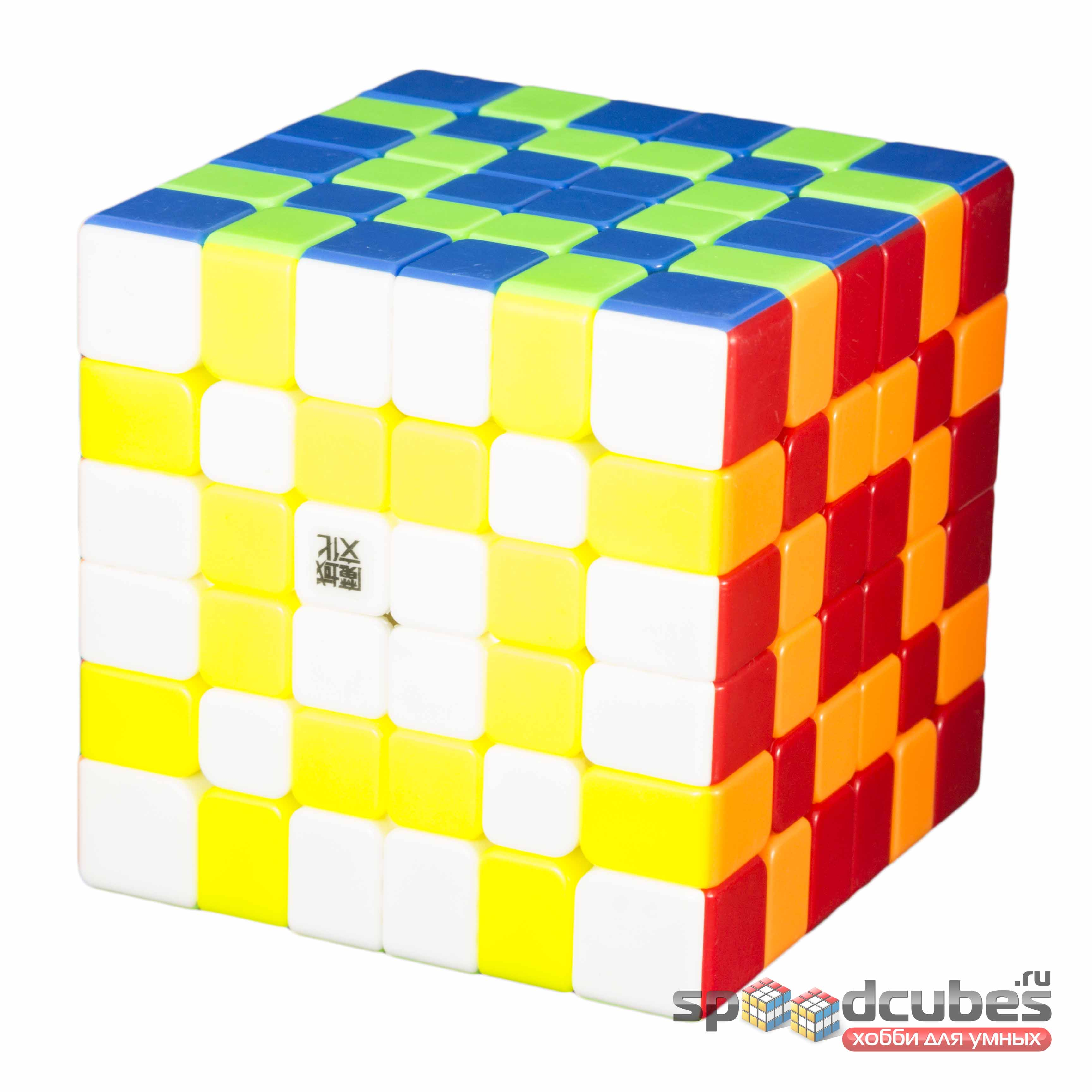 MoYu 6x6x6 Aoshi GTS M Color 4