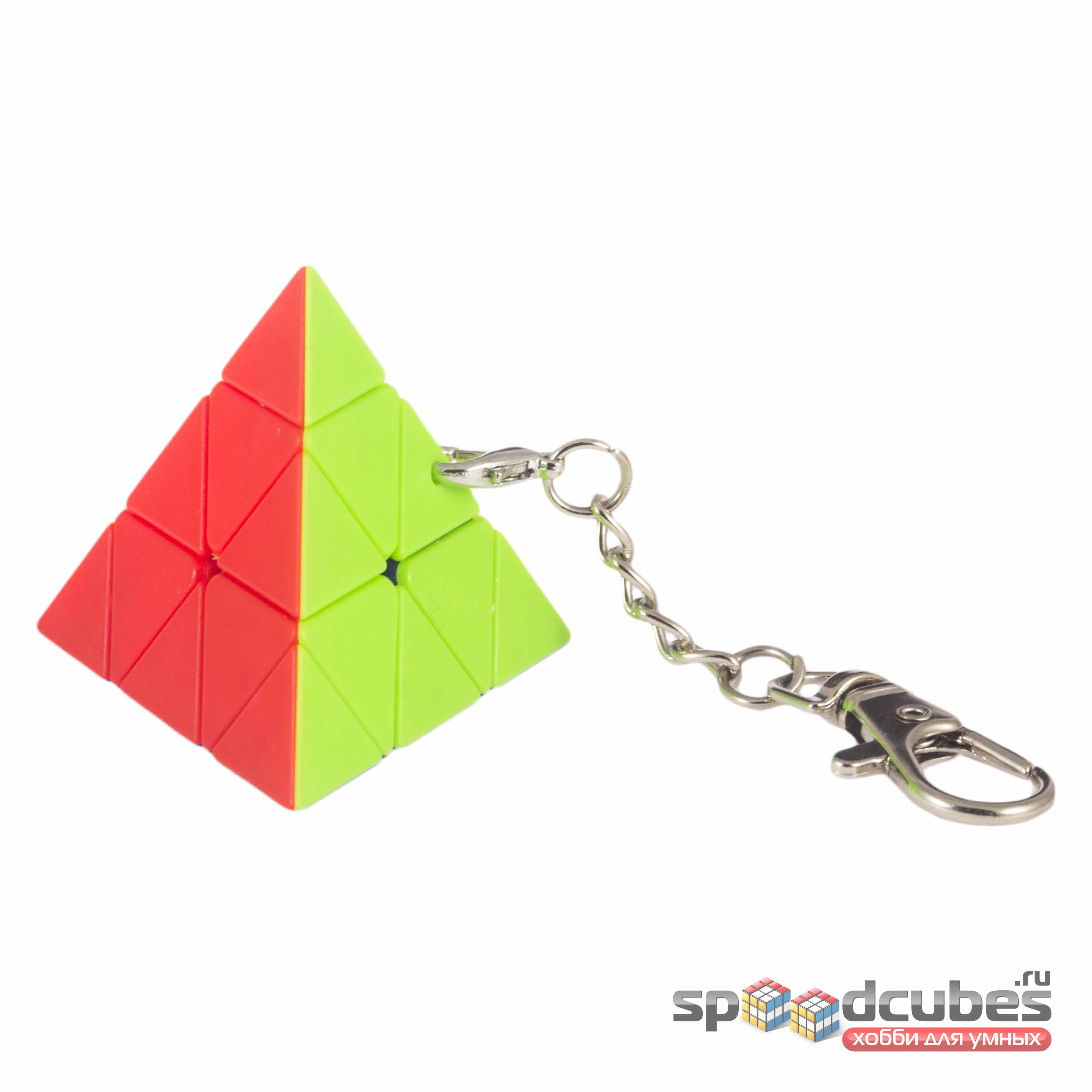MoZhi Pyraminx брелок Color 1