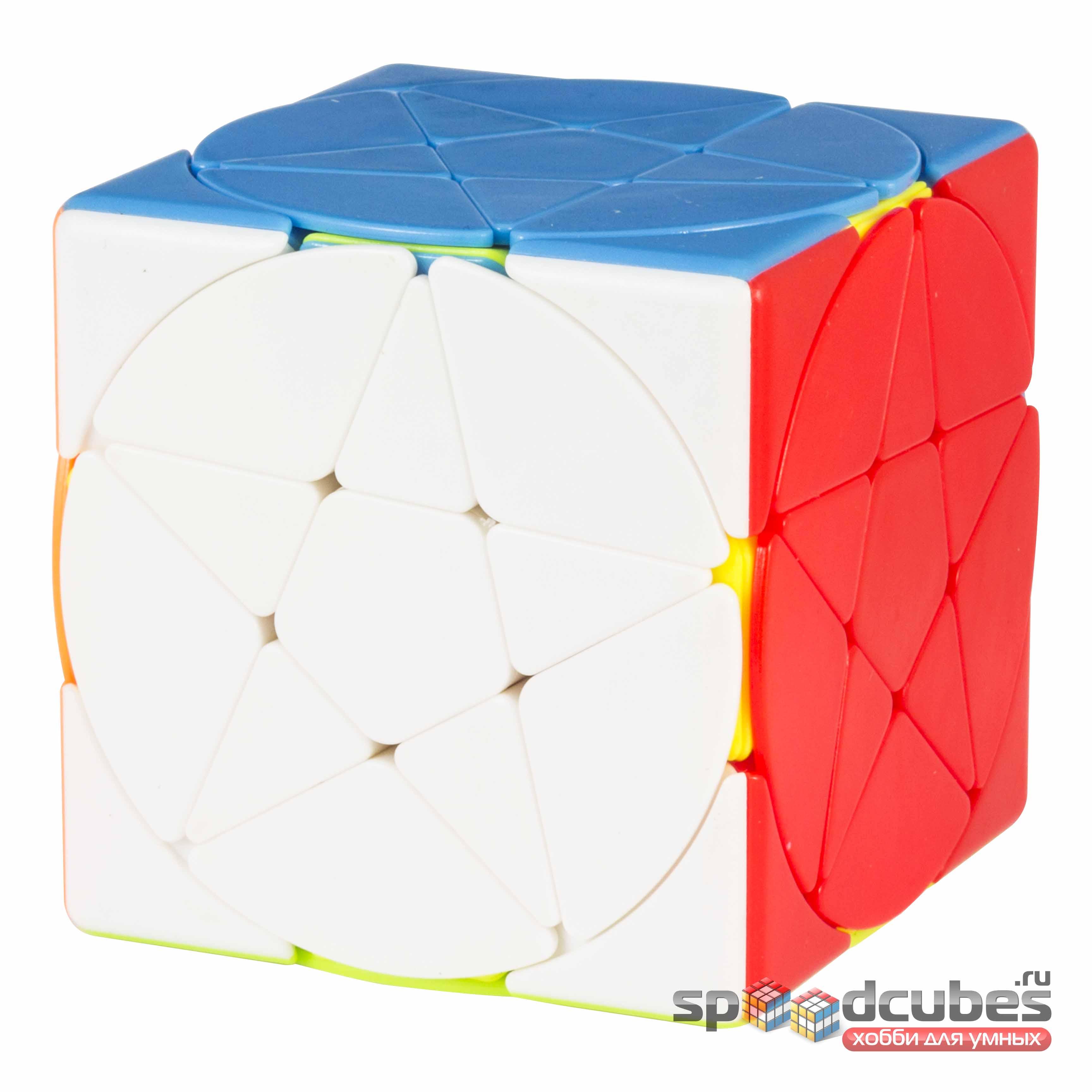 Mozhi Pentacle Cube Color 1