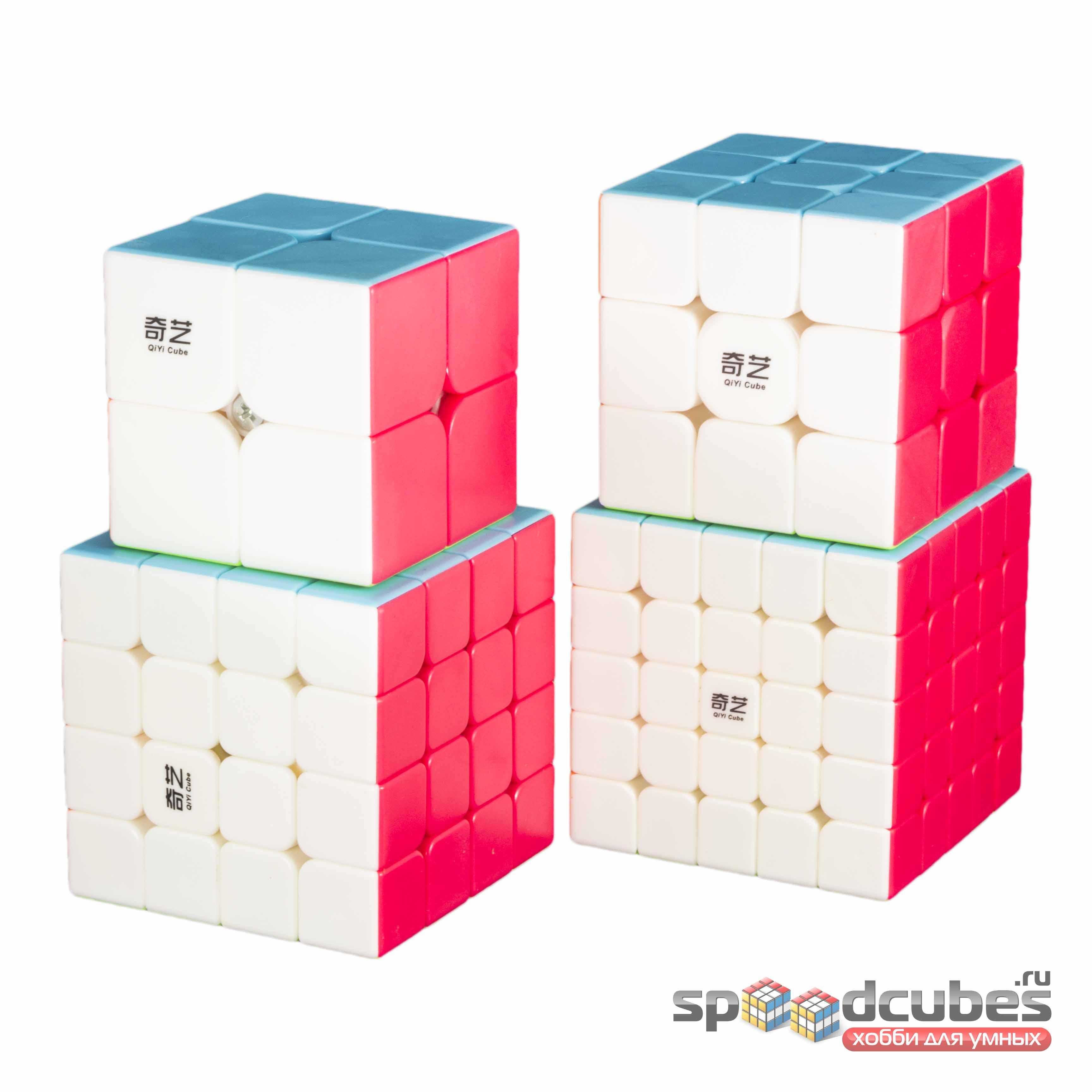 Набор QiYi (MoFangGe) Gift Box №1 (цв)