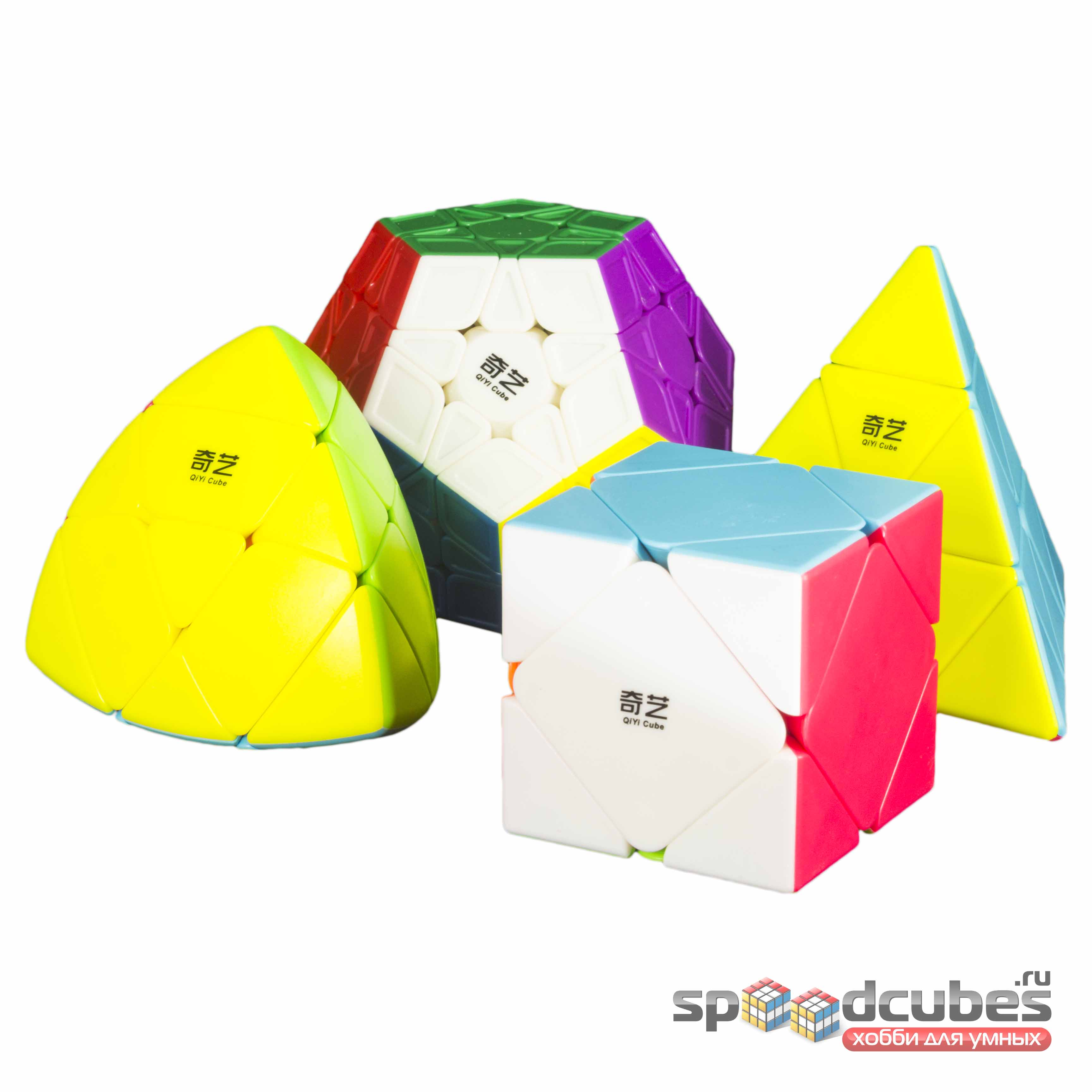 Набор QiYi (MoFangGe) Gift Box №2 (цв)