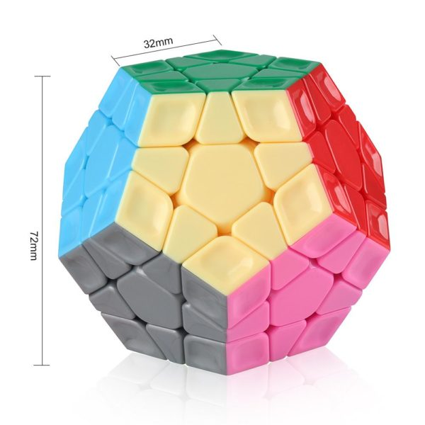 cyclone boys megaminx rainbow 2