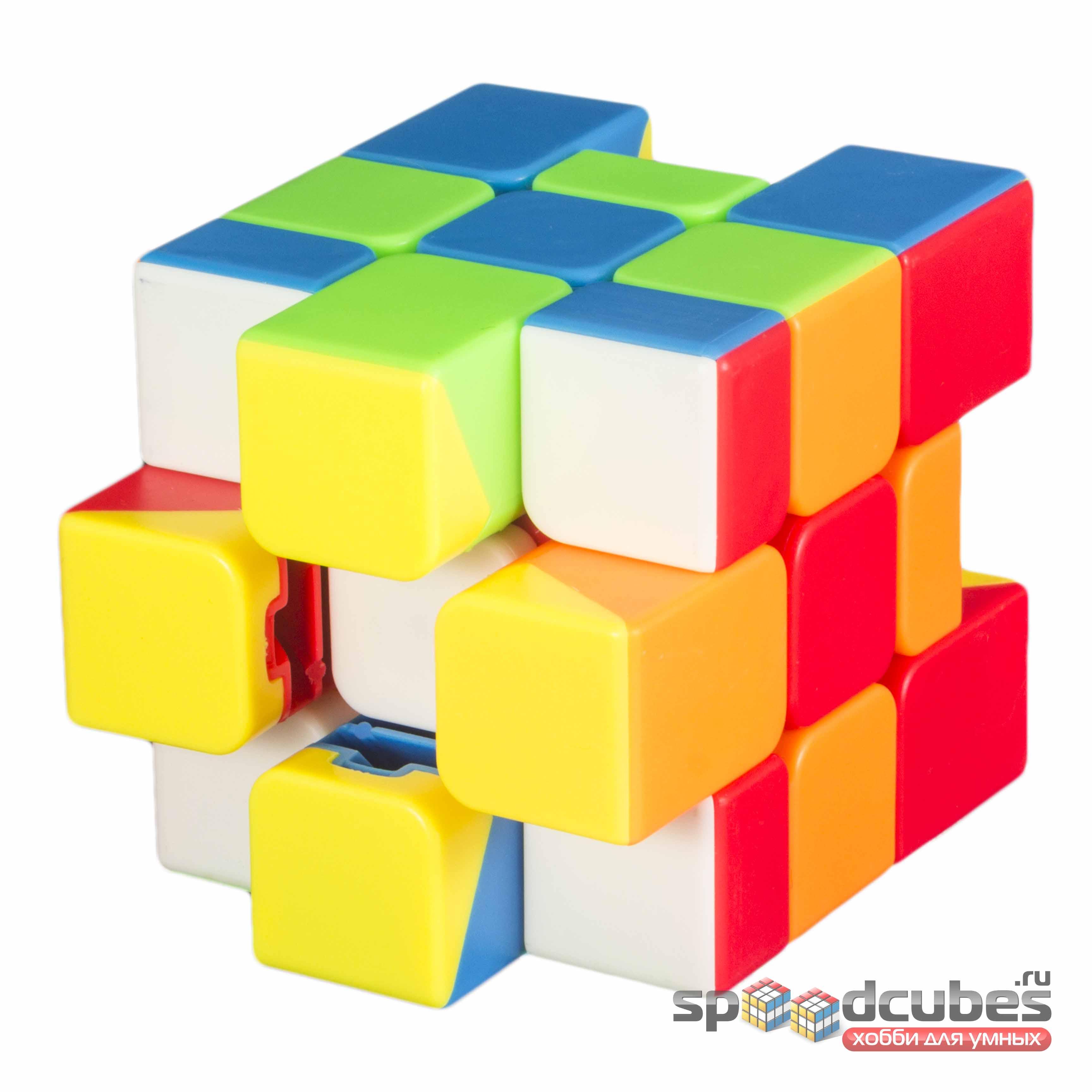 Moyu Mofangjiaoshi Asymmetric Cube 3