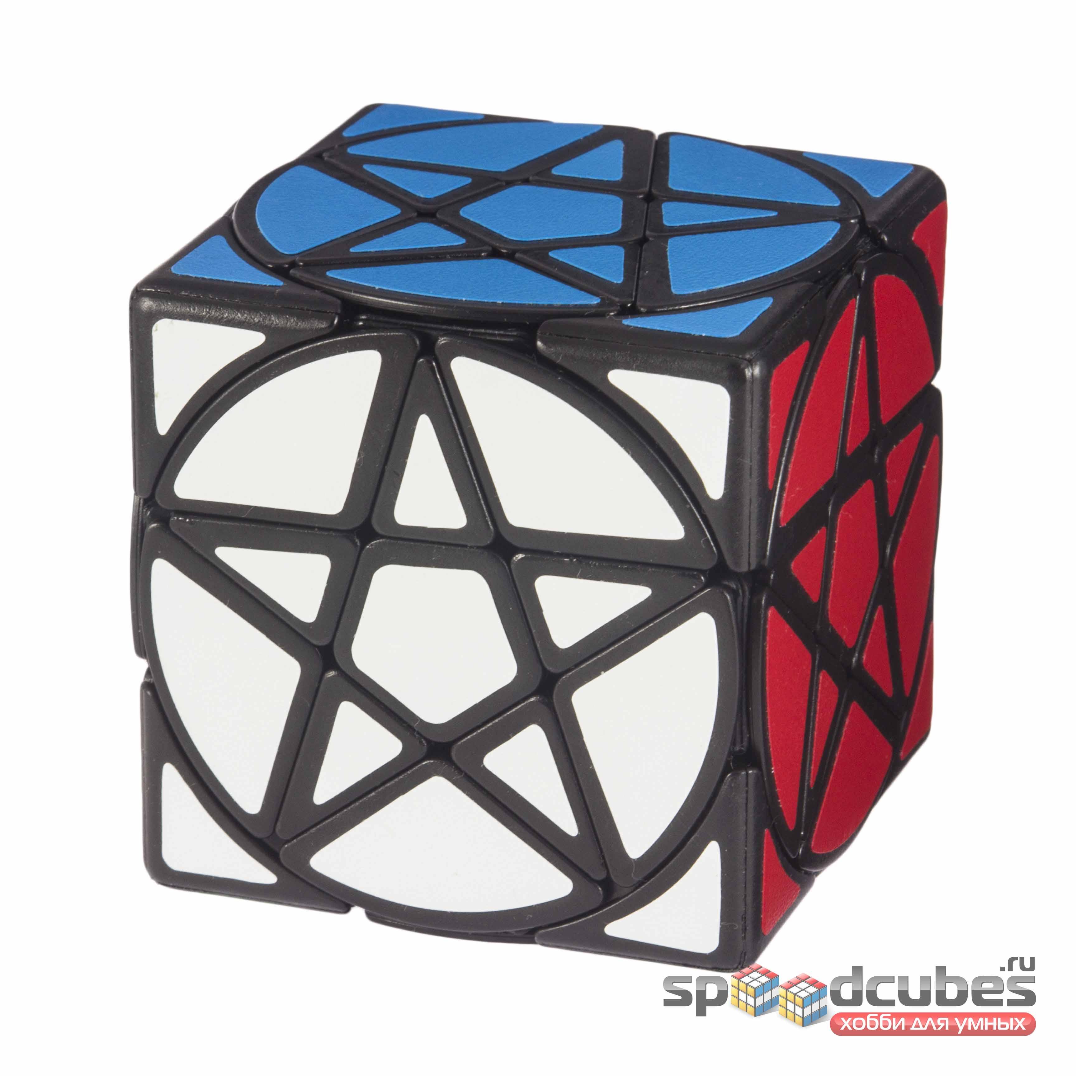 Pentacle Cube Black 1