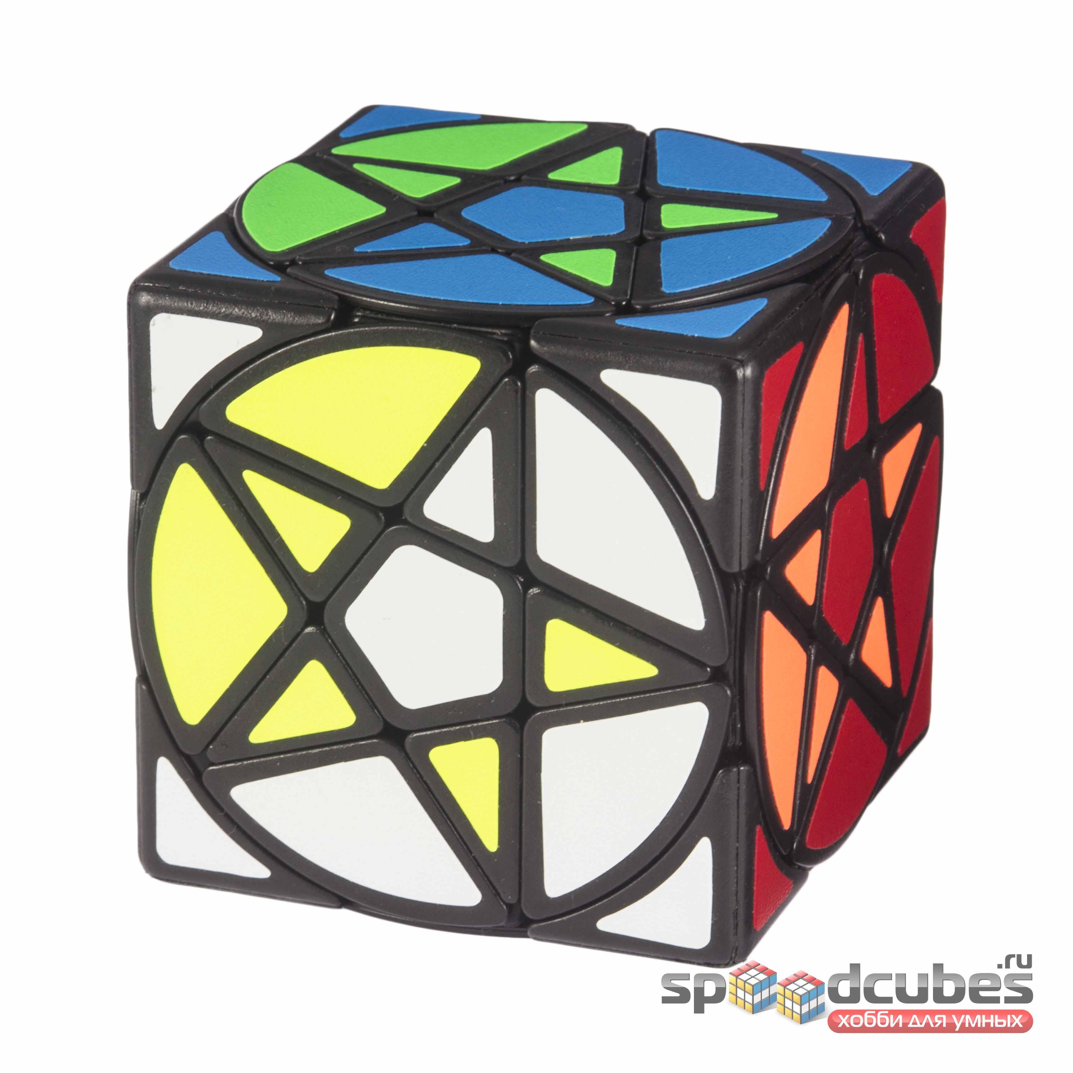 Pentacle Cube Black 2