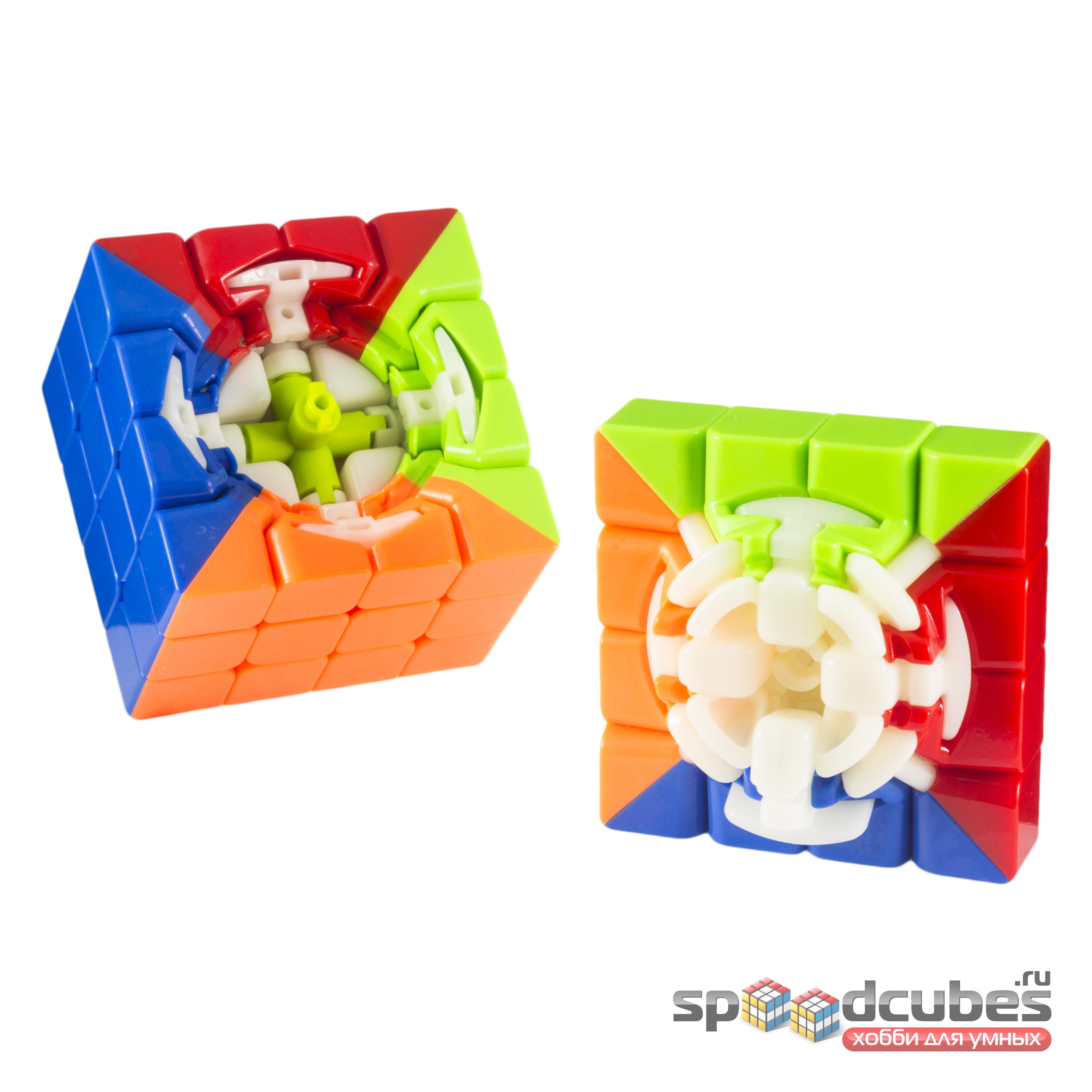 Qiyi Mofangge 4x4x4 Wuque Mini Color 4