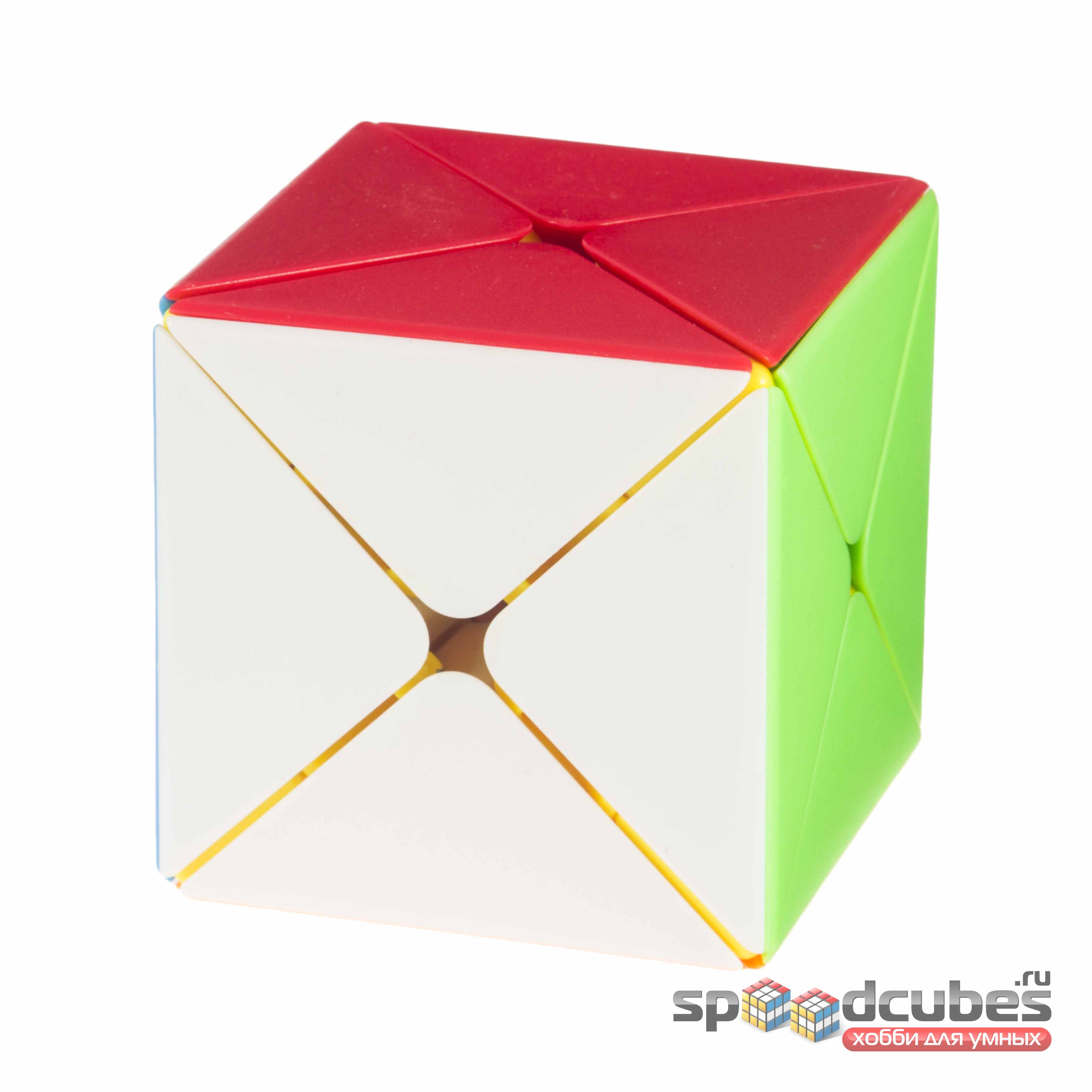 ShengShou Dino Cube (цв)