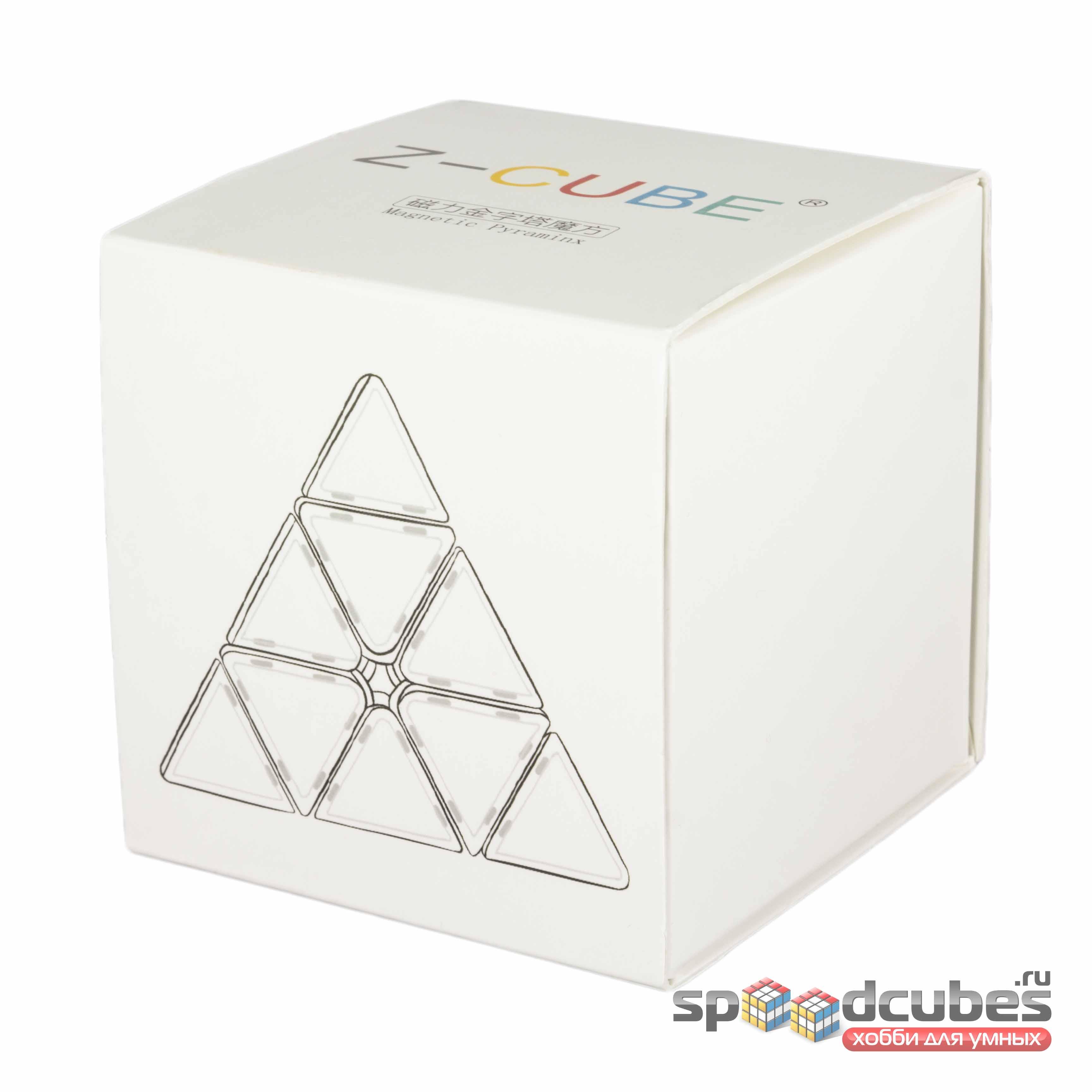 Z Magnetic Pyraminx Color 1