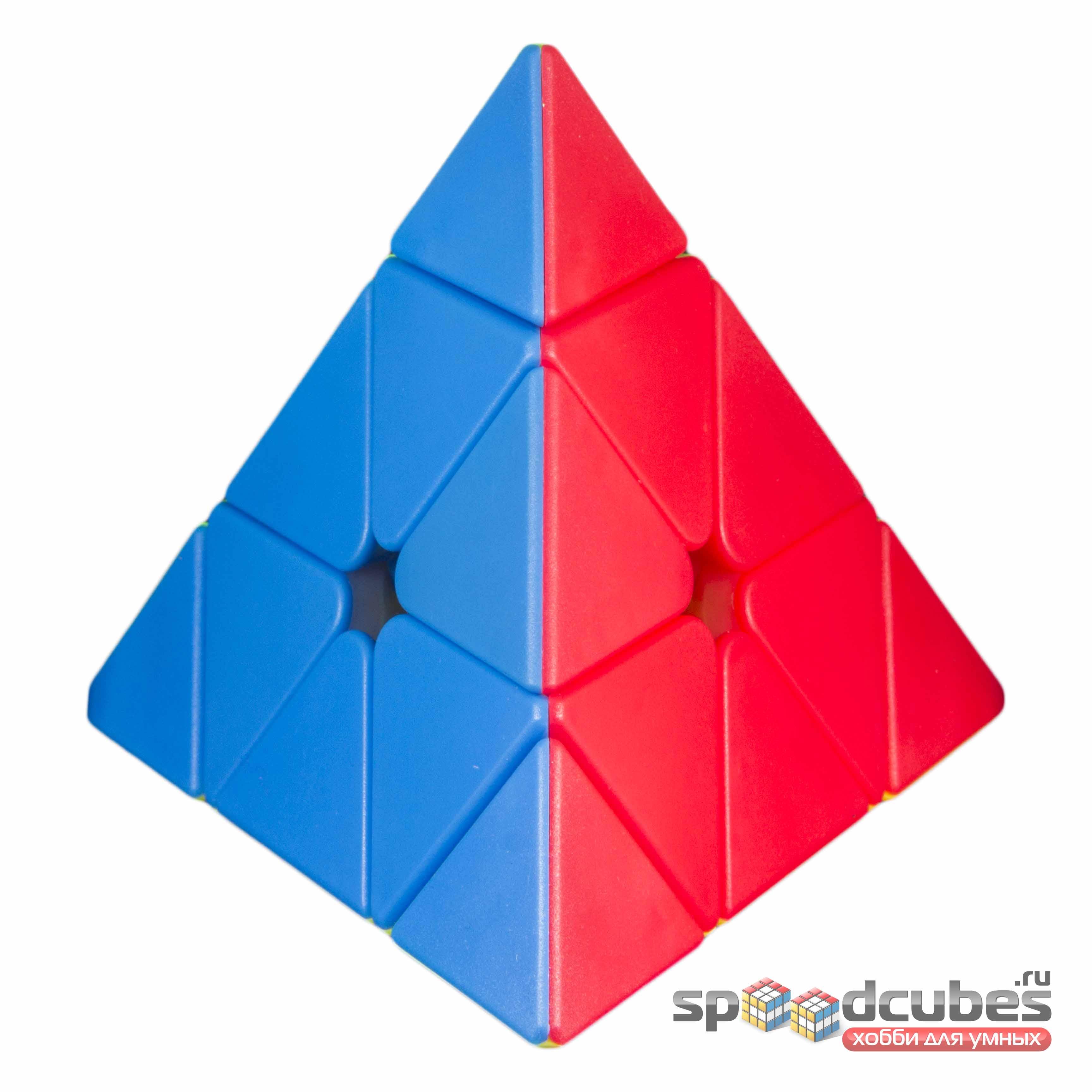 Z Magnetic Pyraminx (цв)