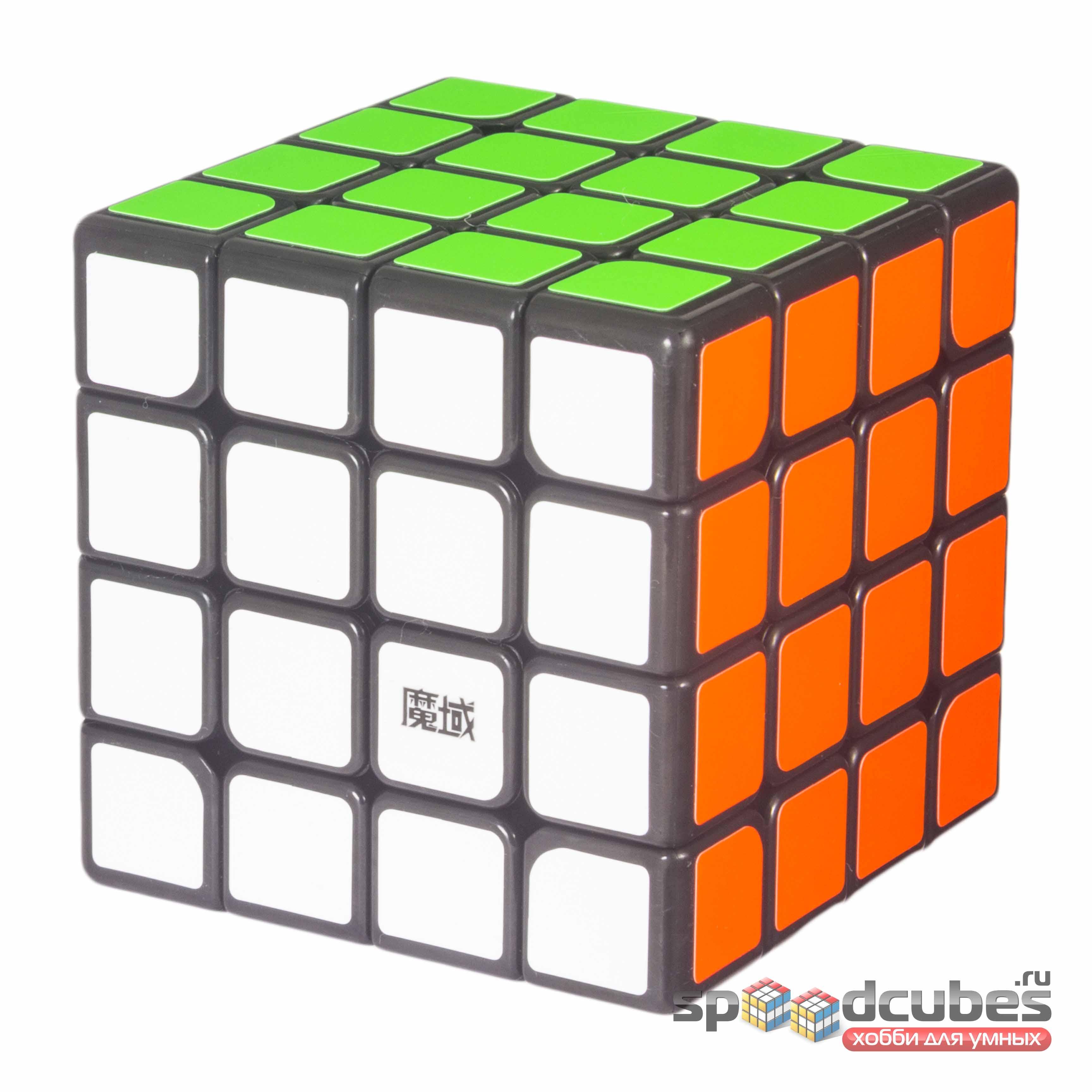 MoYu 4x4x4 Aosu GTS2 M Black 2