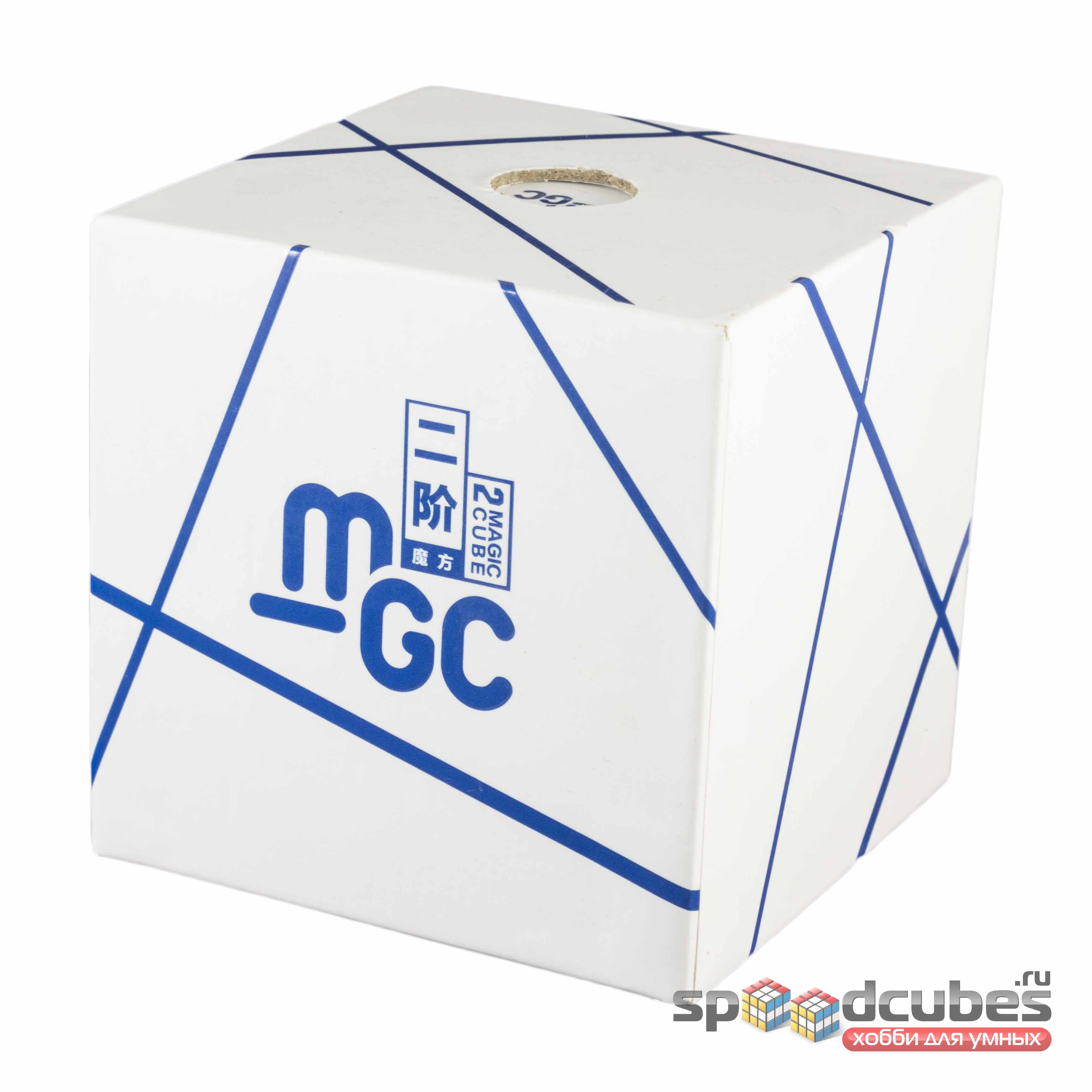 YJ 2x2x2 MGC Magnetic Color 1