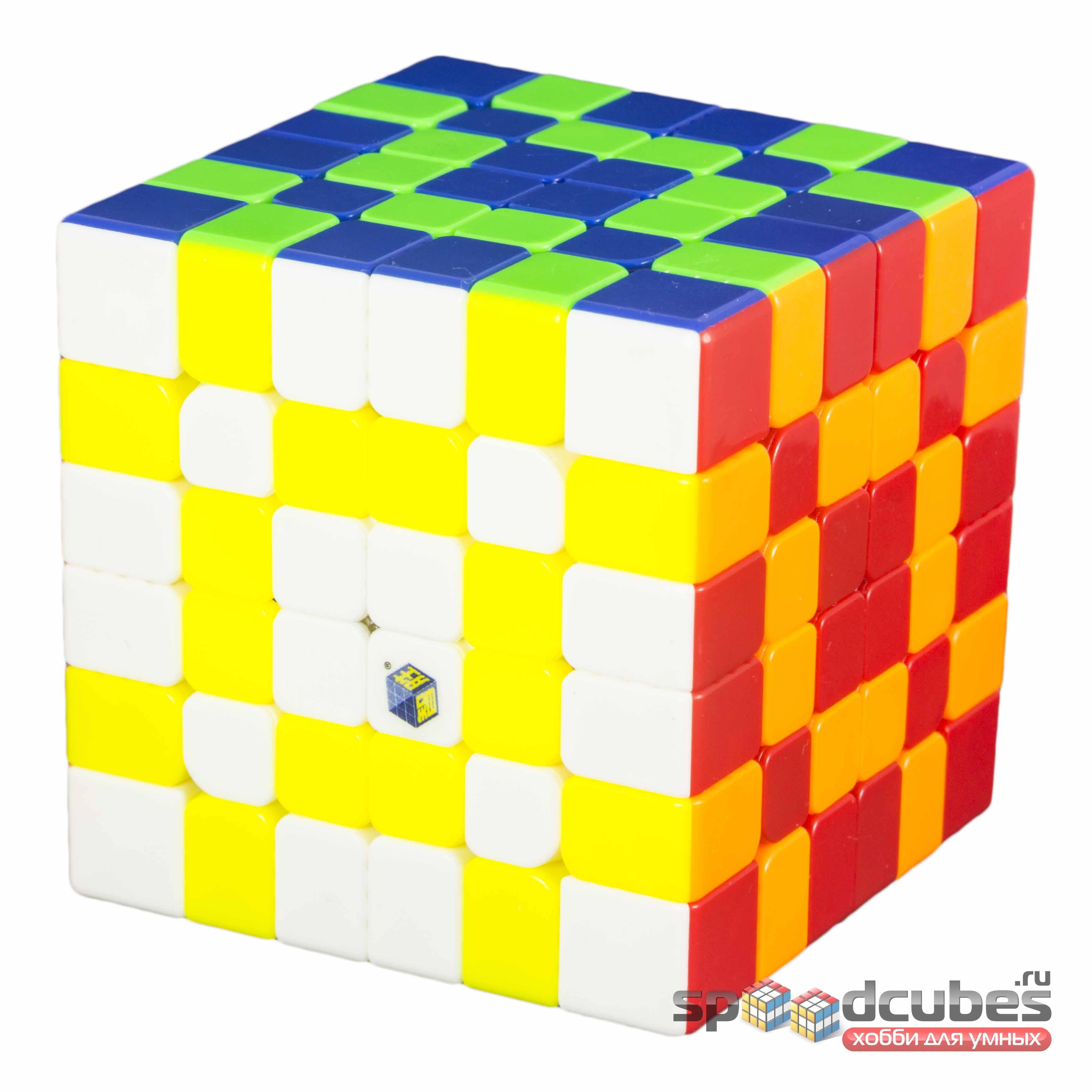 YuXin 6x6x6 Little Magic Color 2