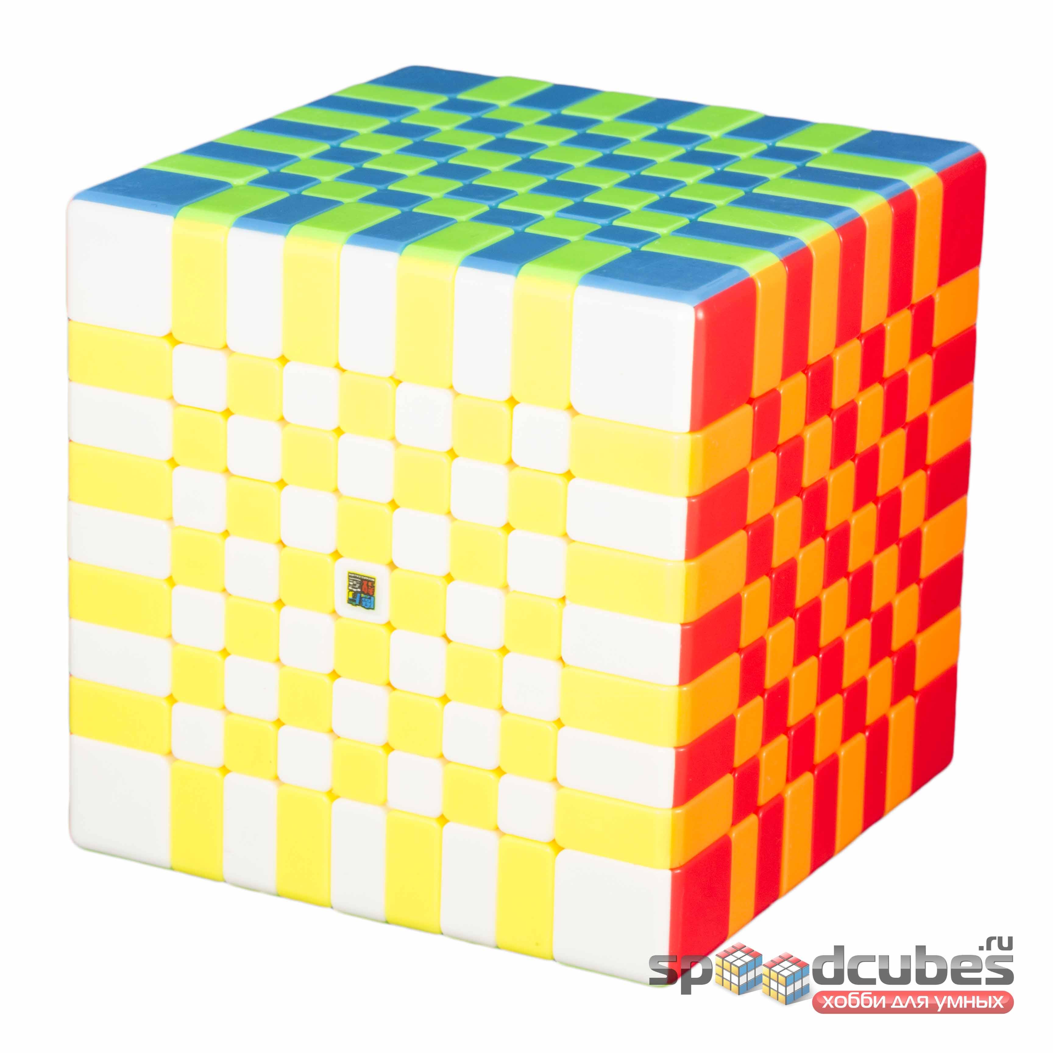 Moyu 9x9x9 Mofangjiaoshi Mf9 Color 2