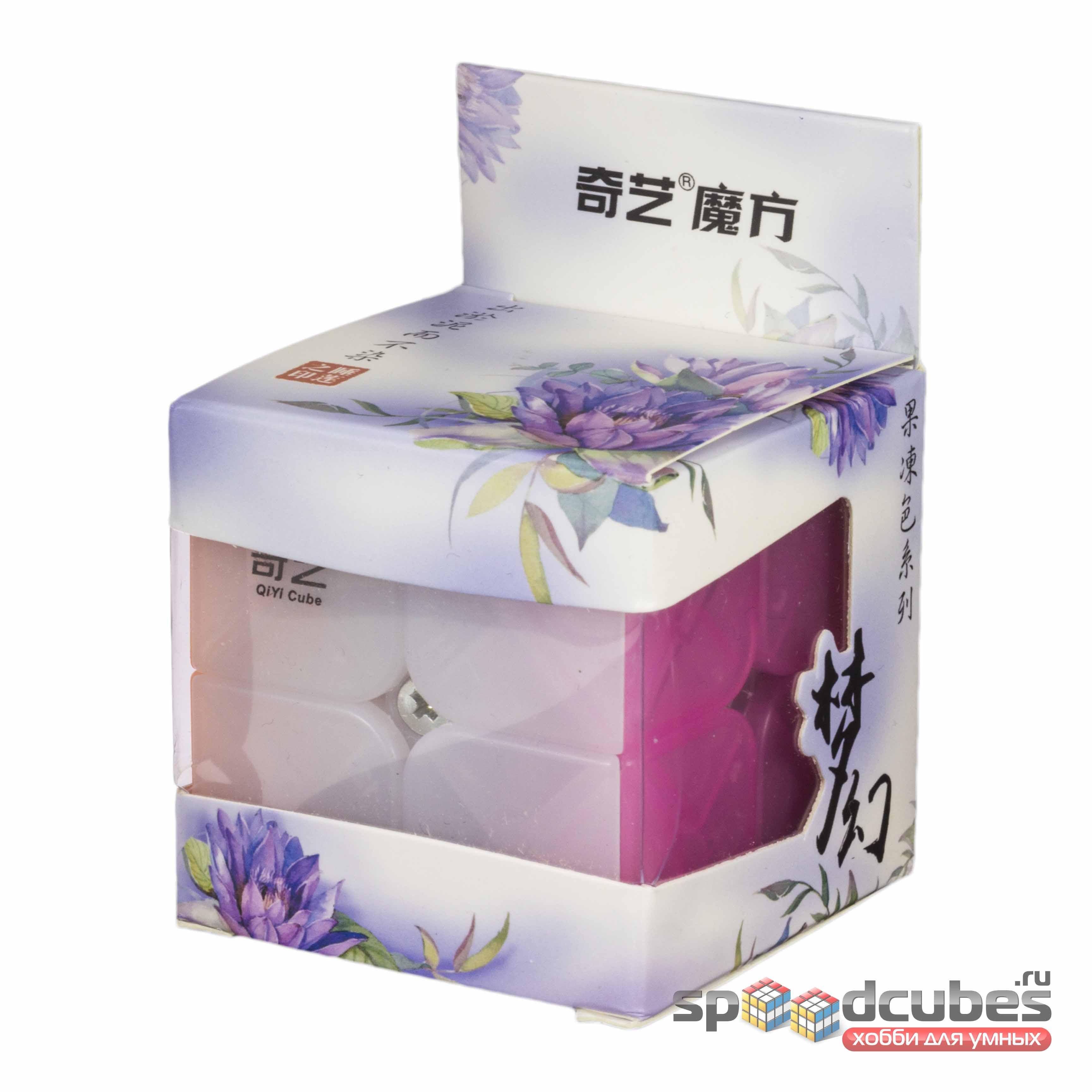 QiYi (MoFangGe) 2x2x2 Jelly Cube 1