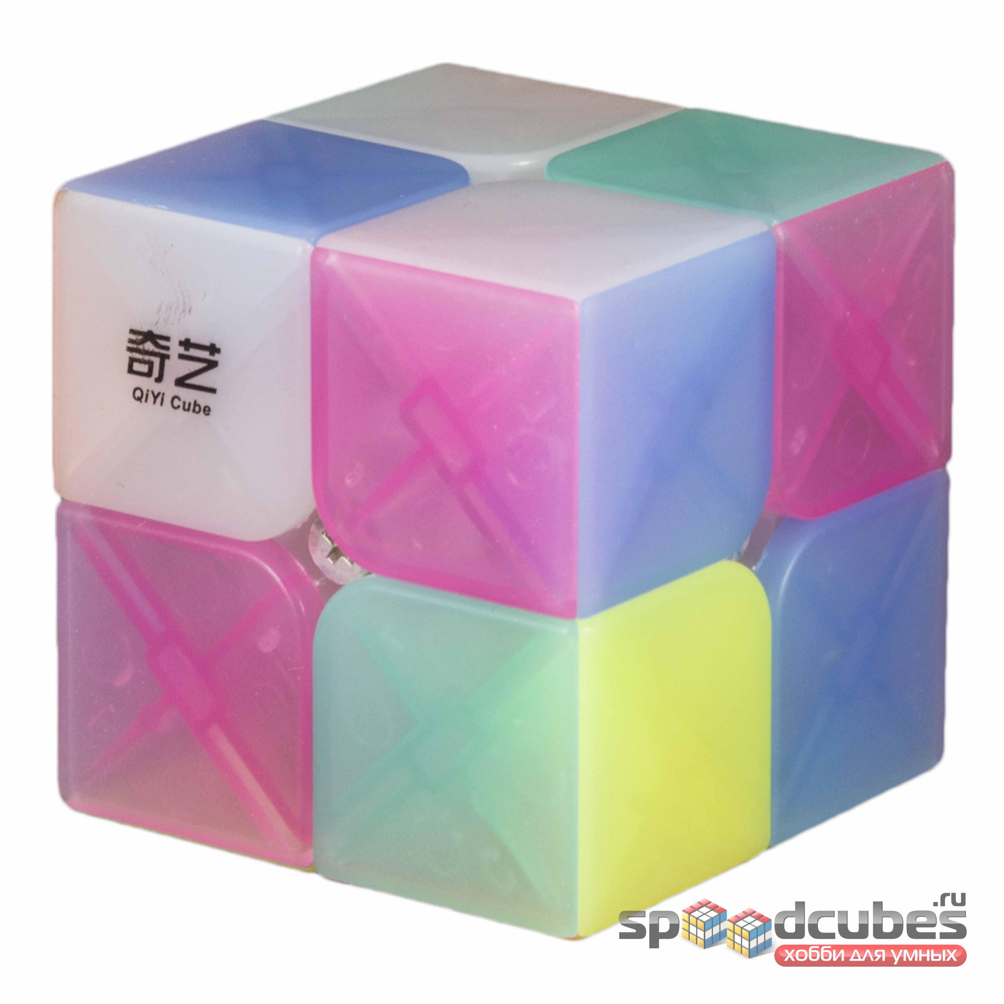 QiYi (MoFangGe) 2x2x2 Jelly Cube 3