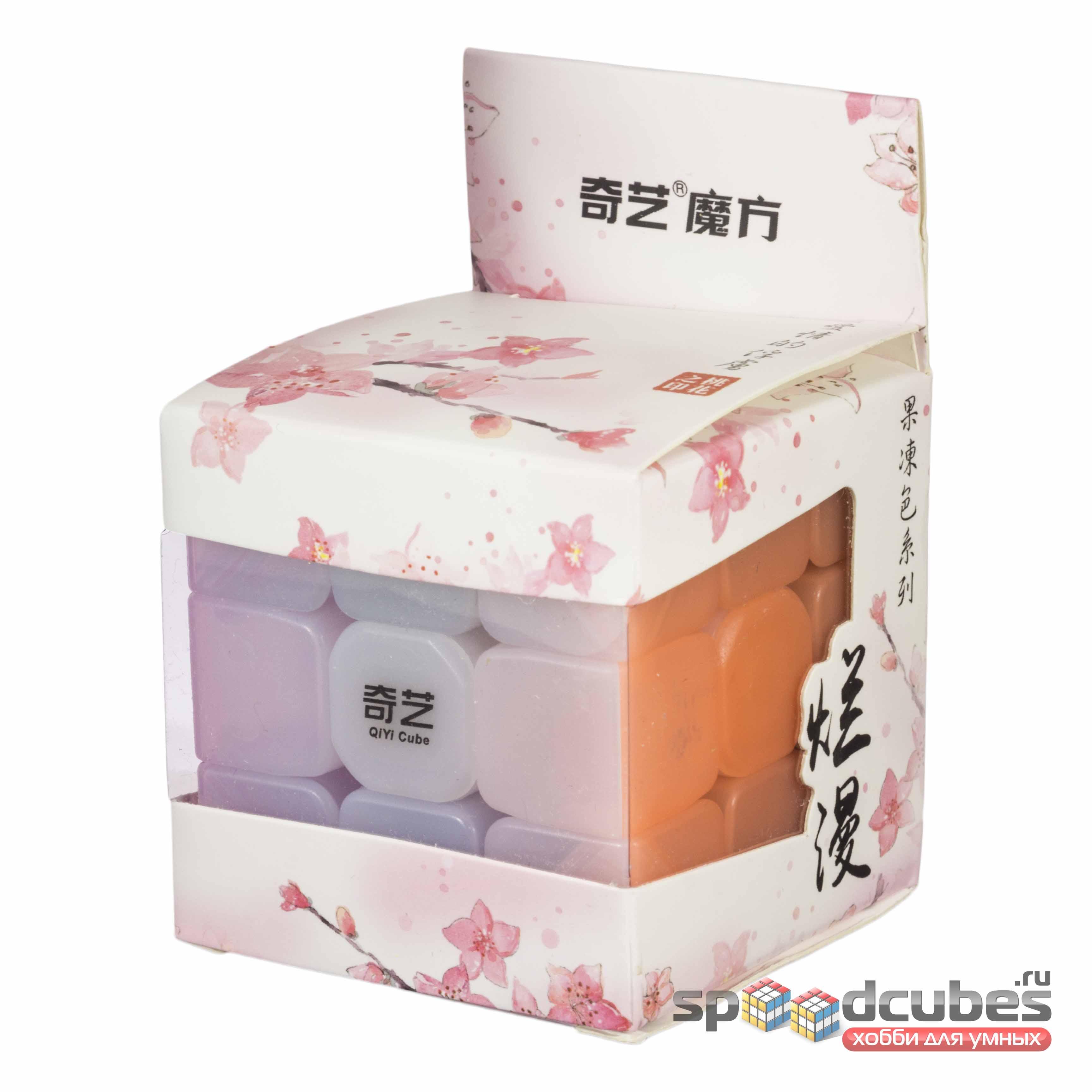 QiYi (MoFangGe) 3x3x3 Jelly Cube 1