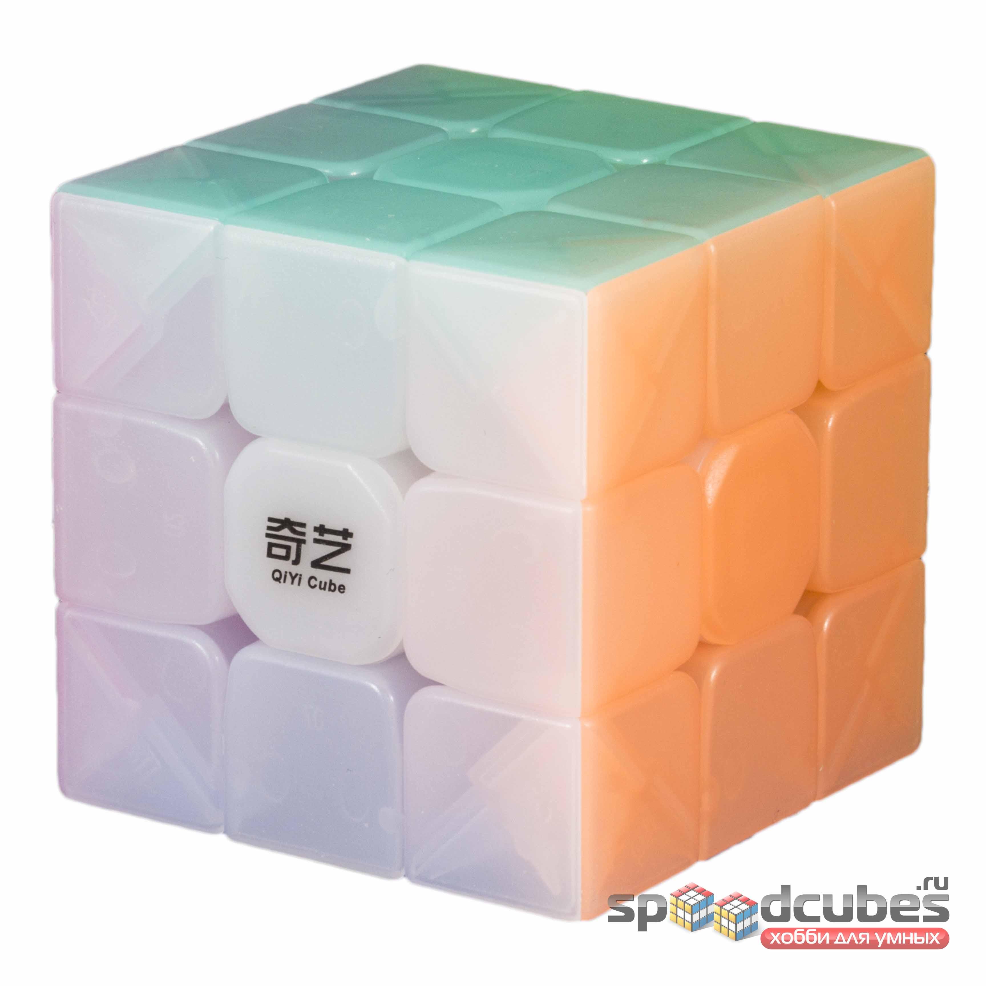 QiYi (MofangGe) 3x3x3 Jelly Cube