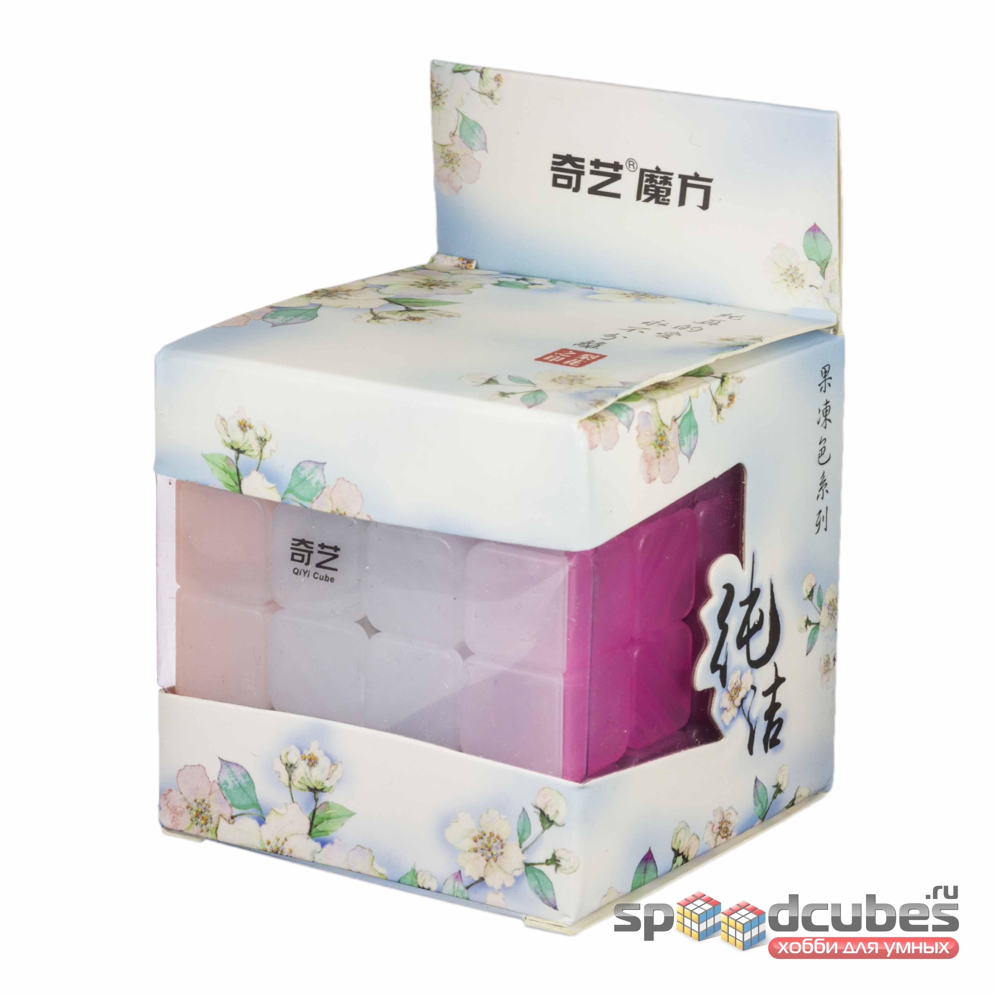 QiYi (MoFangGe) 4x4x4 Jelly Cube 1