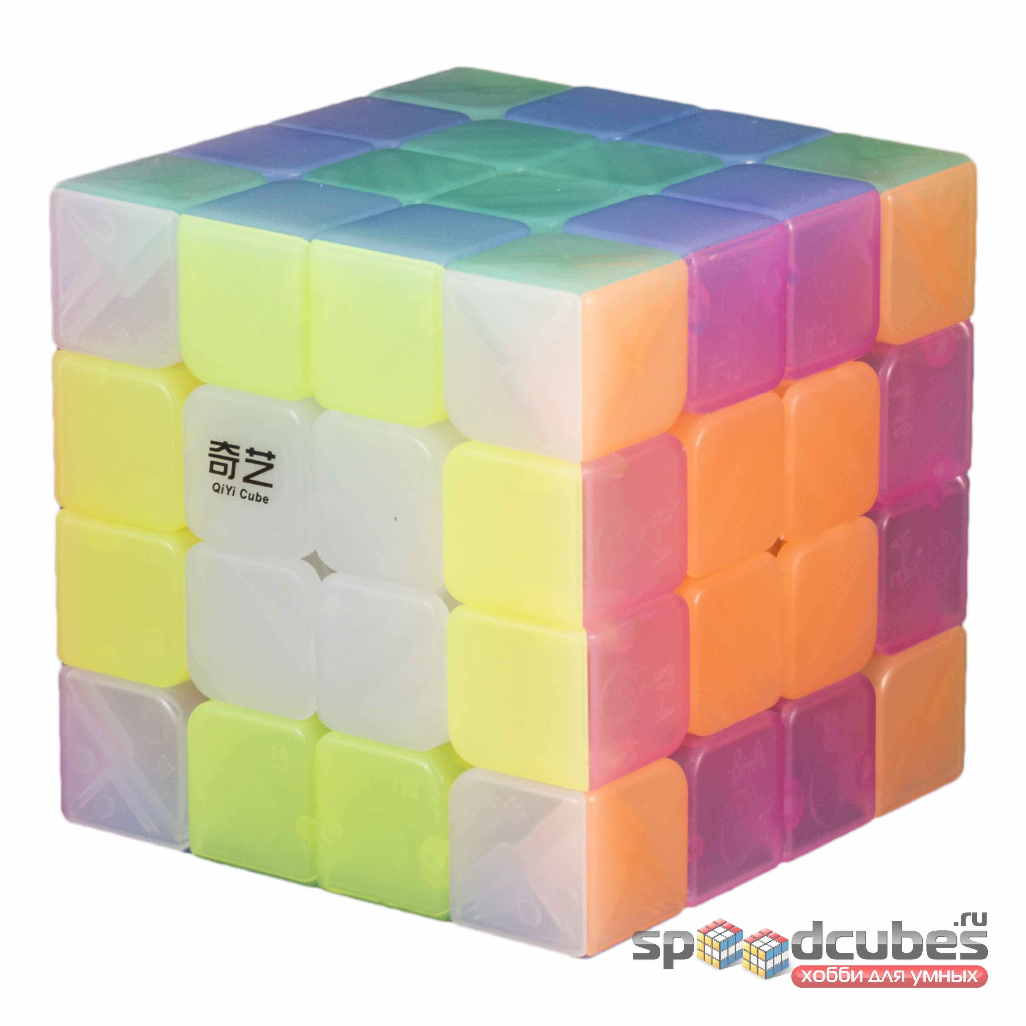 QiYi (MoFangGe) 4x4x4 Jelly Cube 3