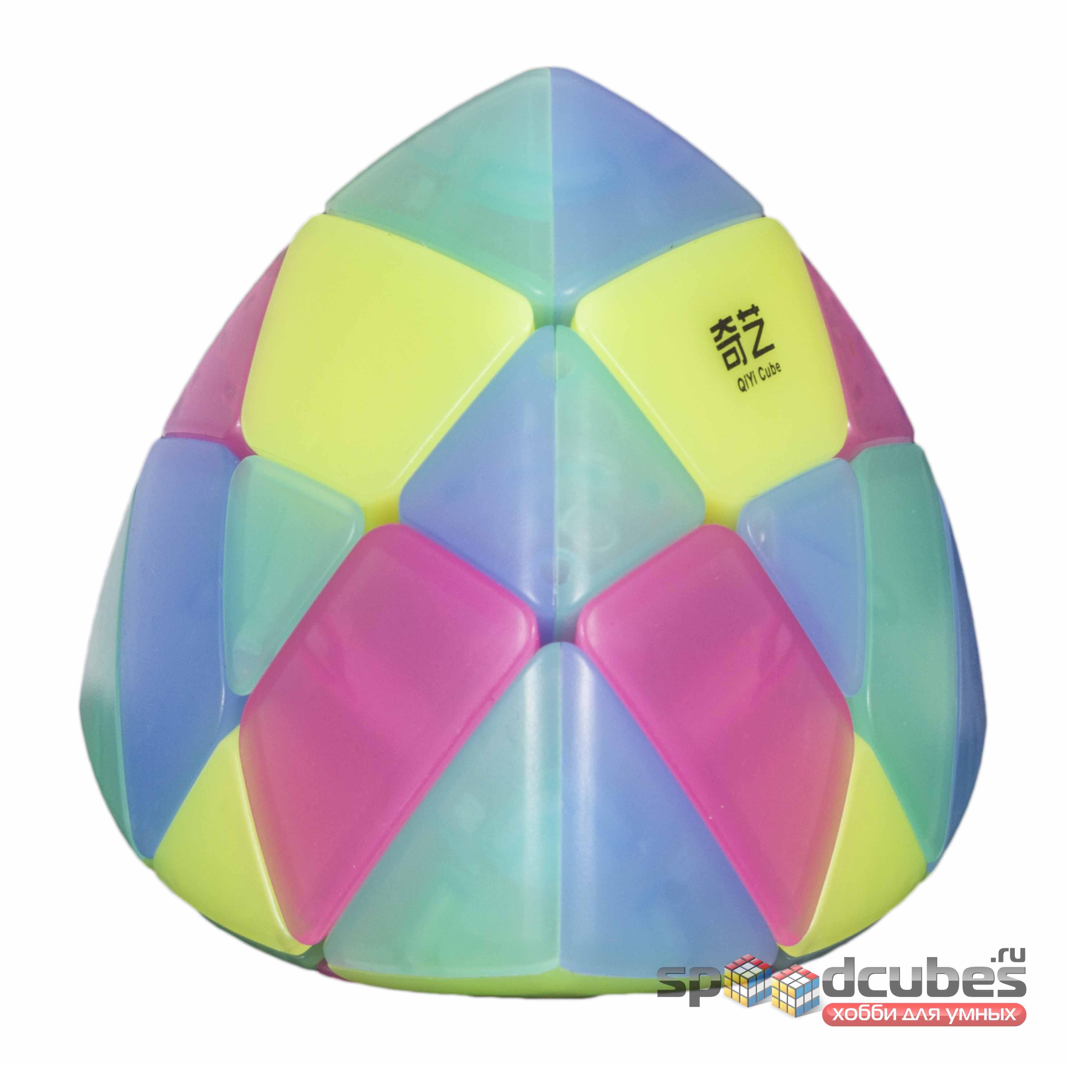 QiYi (MoFangGe)  Jelly Mastermorphix 3