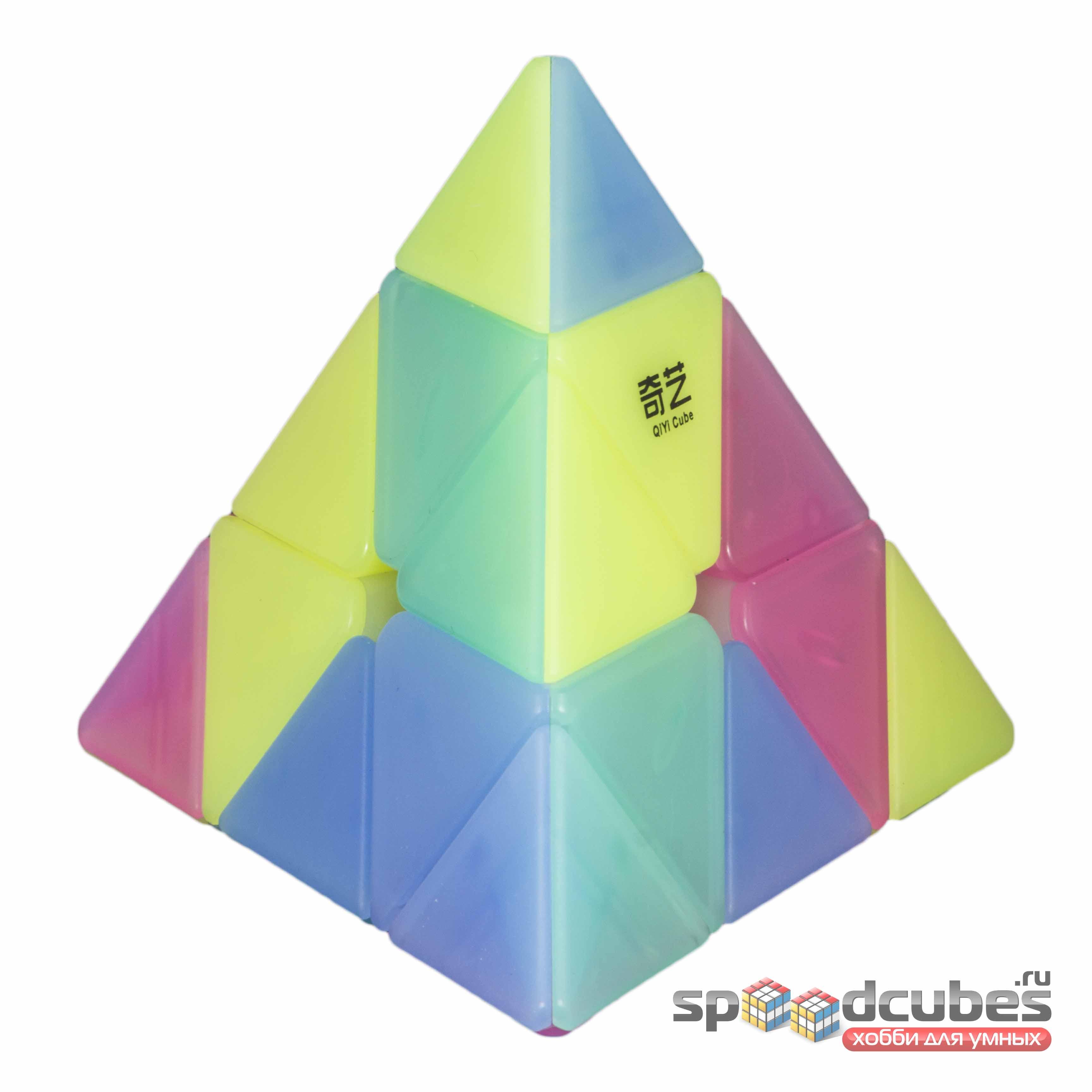 QiYi (MoFangGe)  Jelly Pyraminx 3