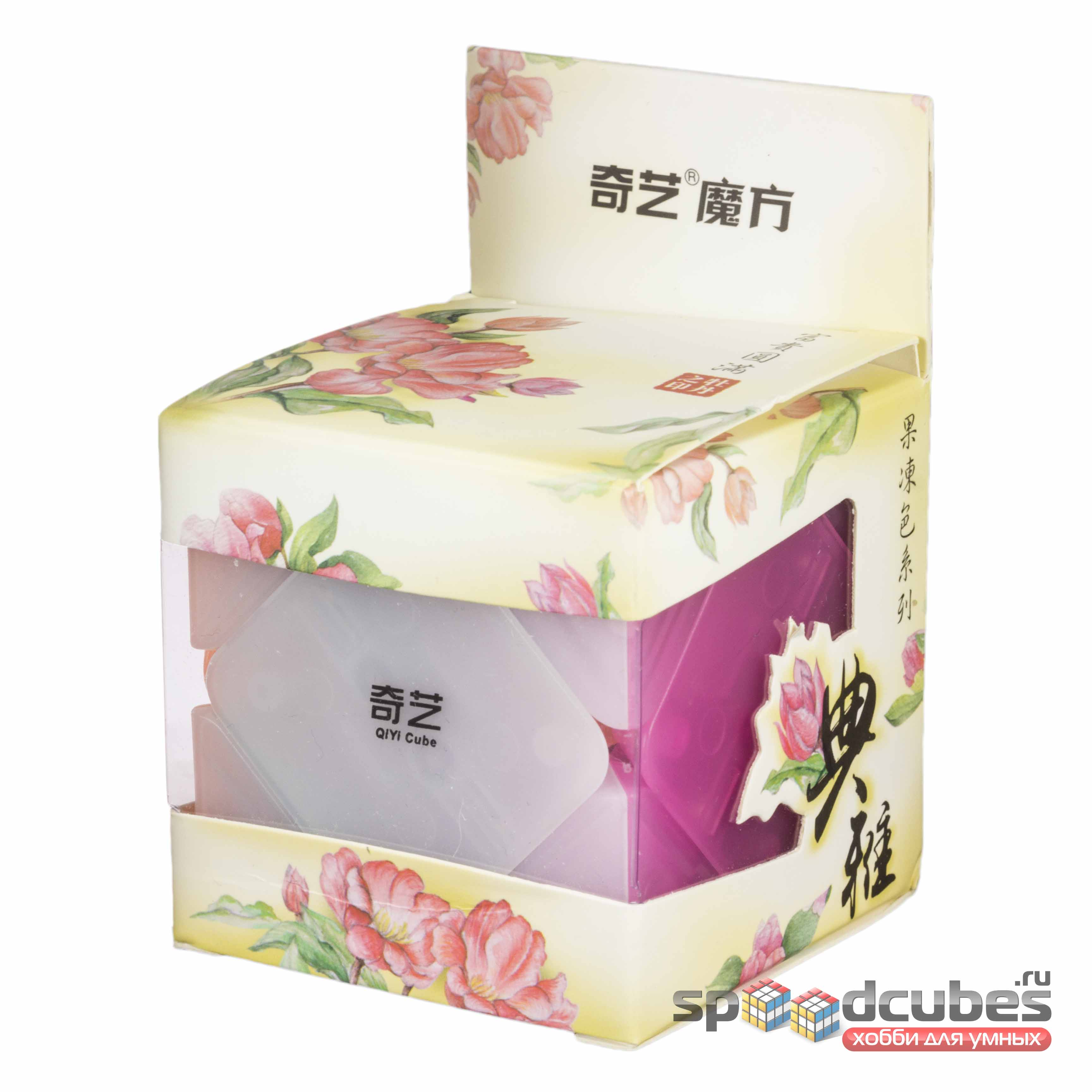 QiYi (MoFangGe)  Jelly Skewb 1