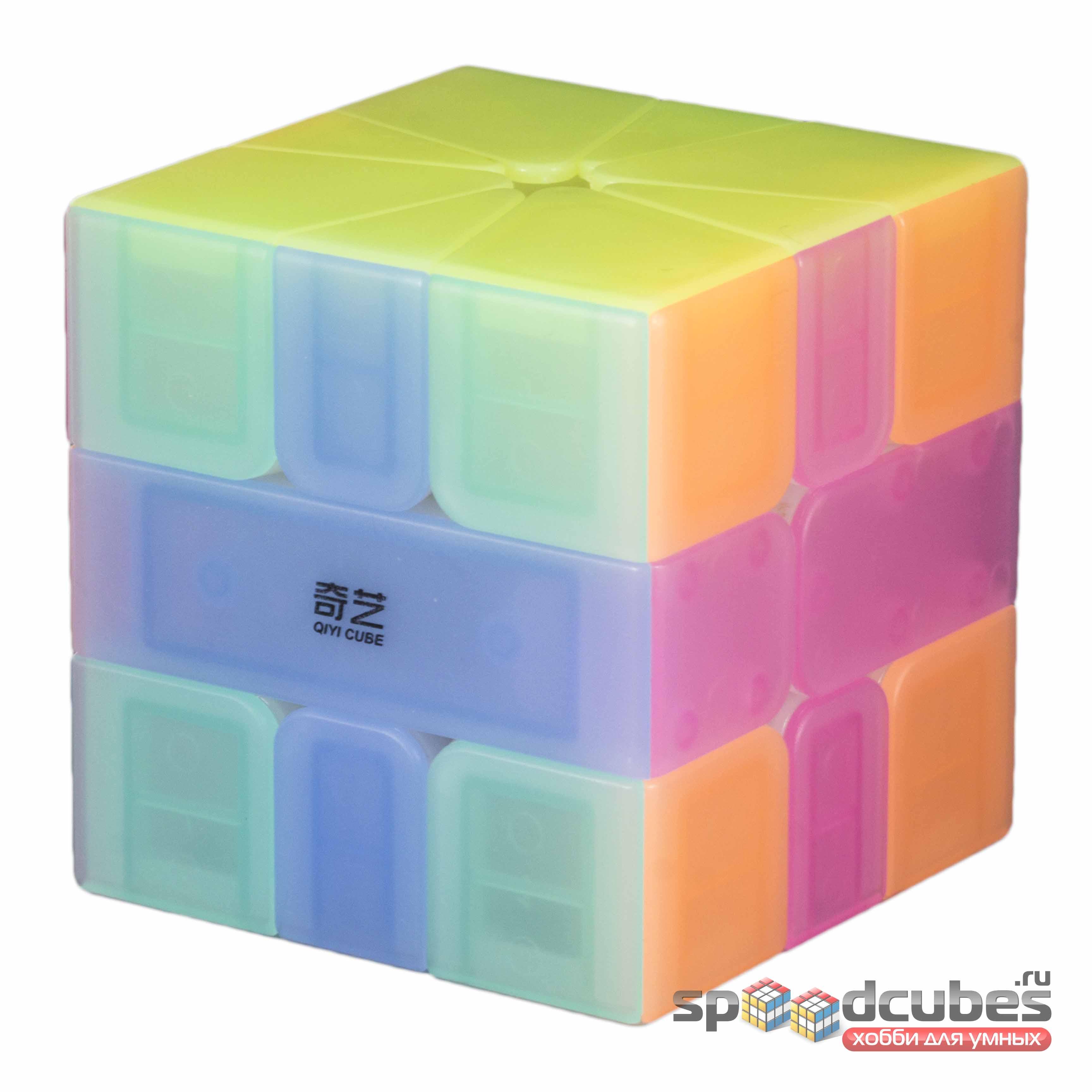 QiYi (MoFangGe)  Jelly Square 1 3