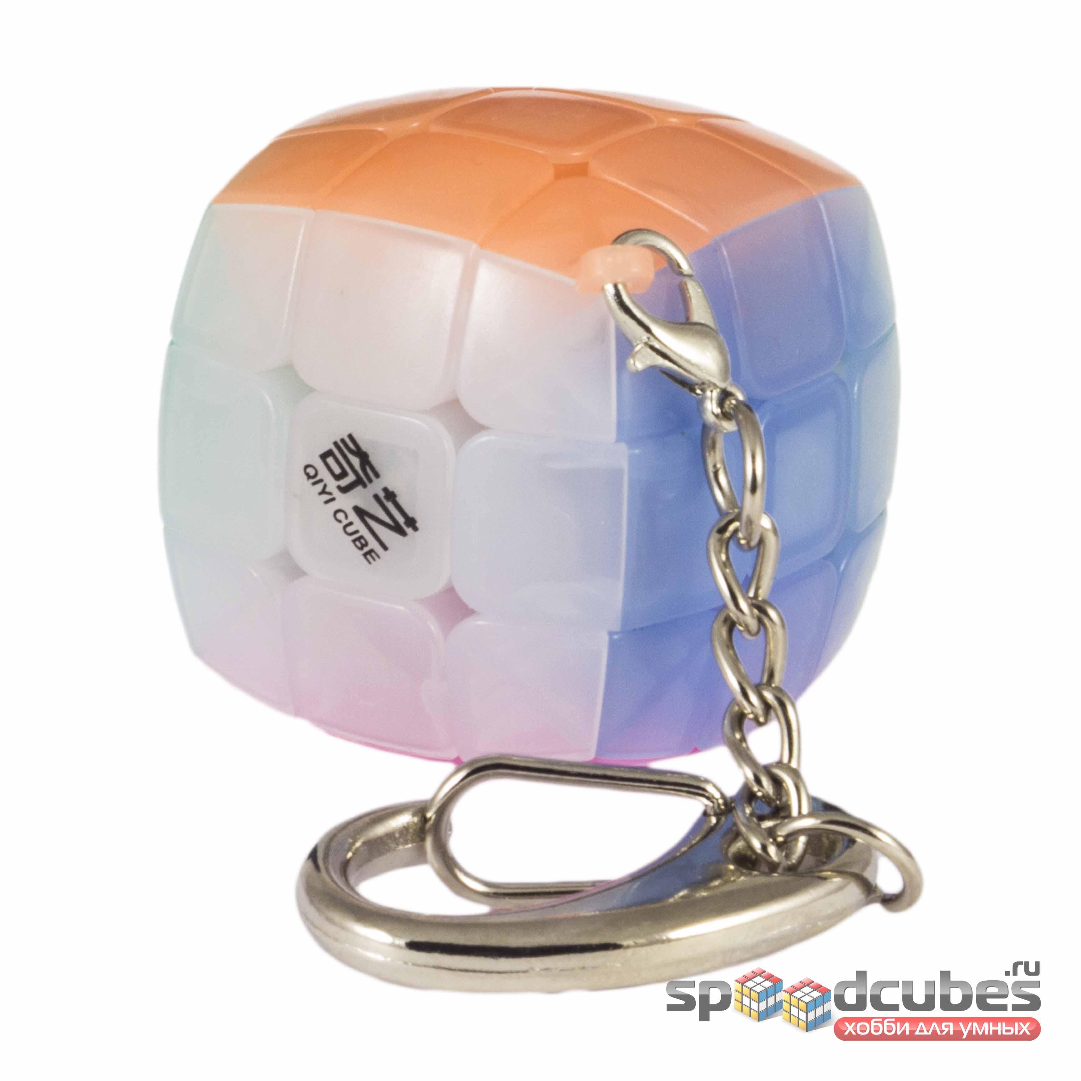 QiYi (MoFangGe) Jelly 3x3x3 30 Mm брелок