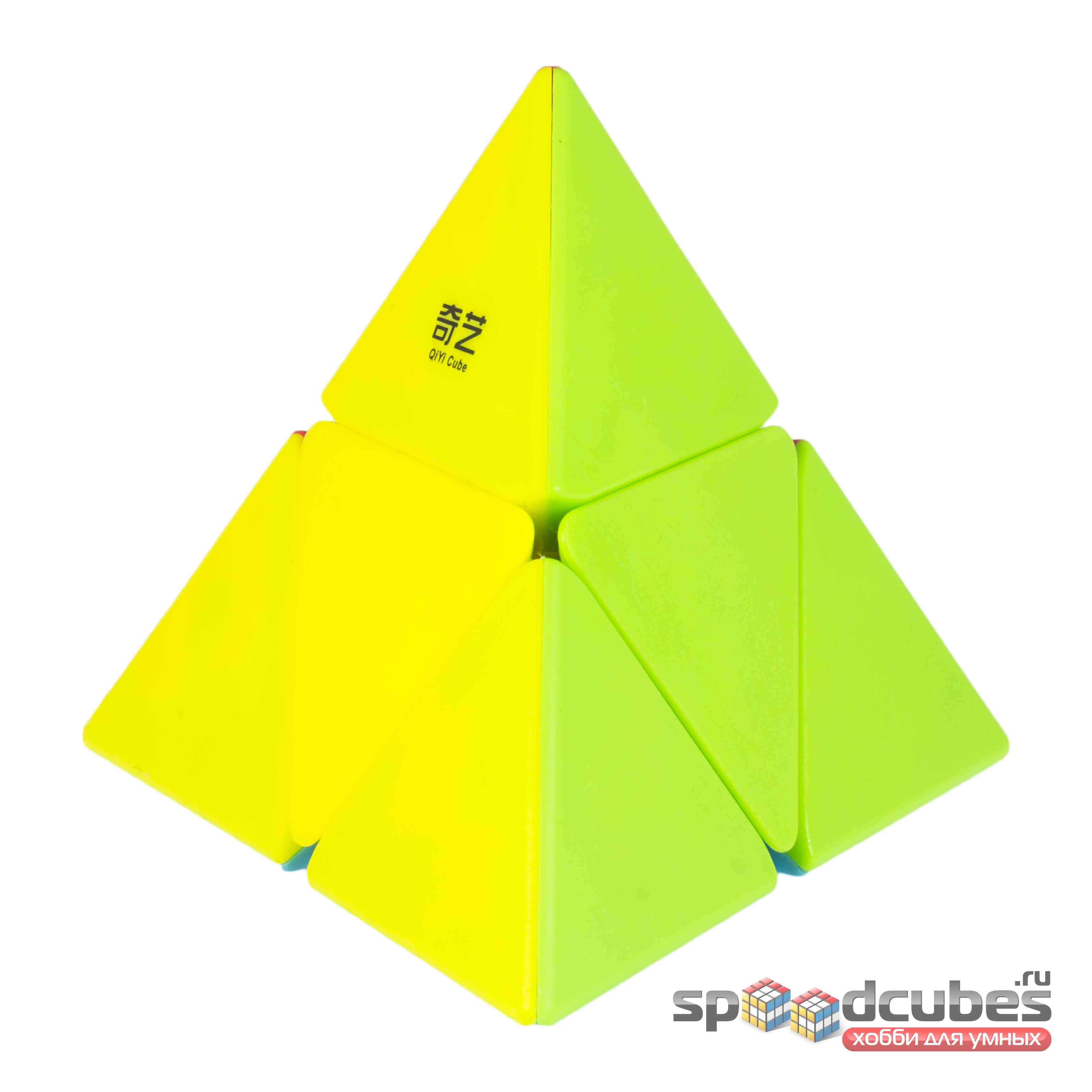 QiYi (MoFangGe) Pyraminx 2x2x2 (цв)