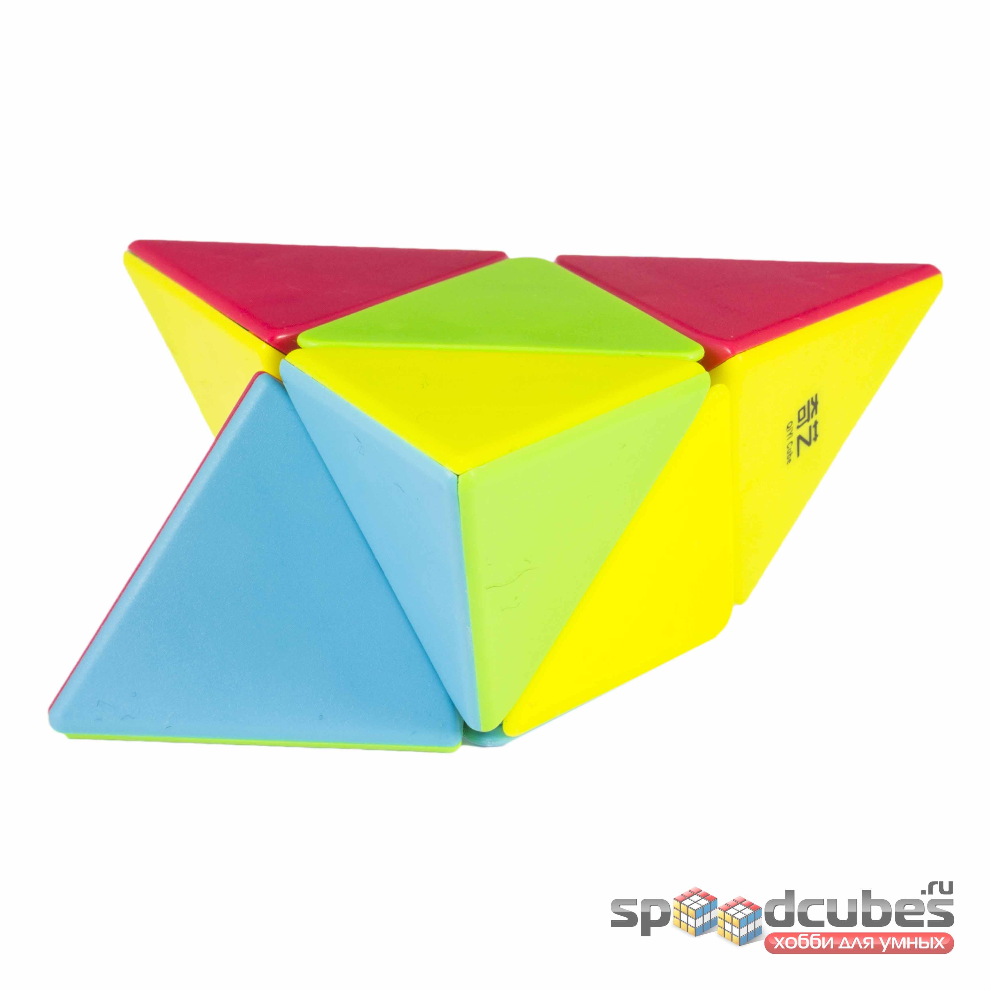 QiYi (MoFangGe) Pyraminx 2x2x2 Color 3