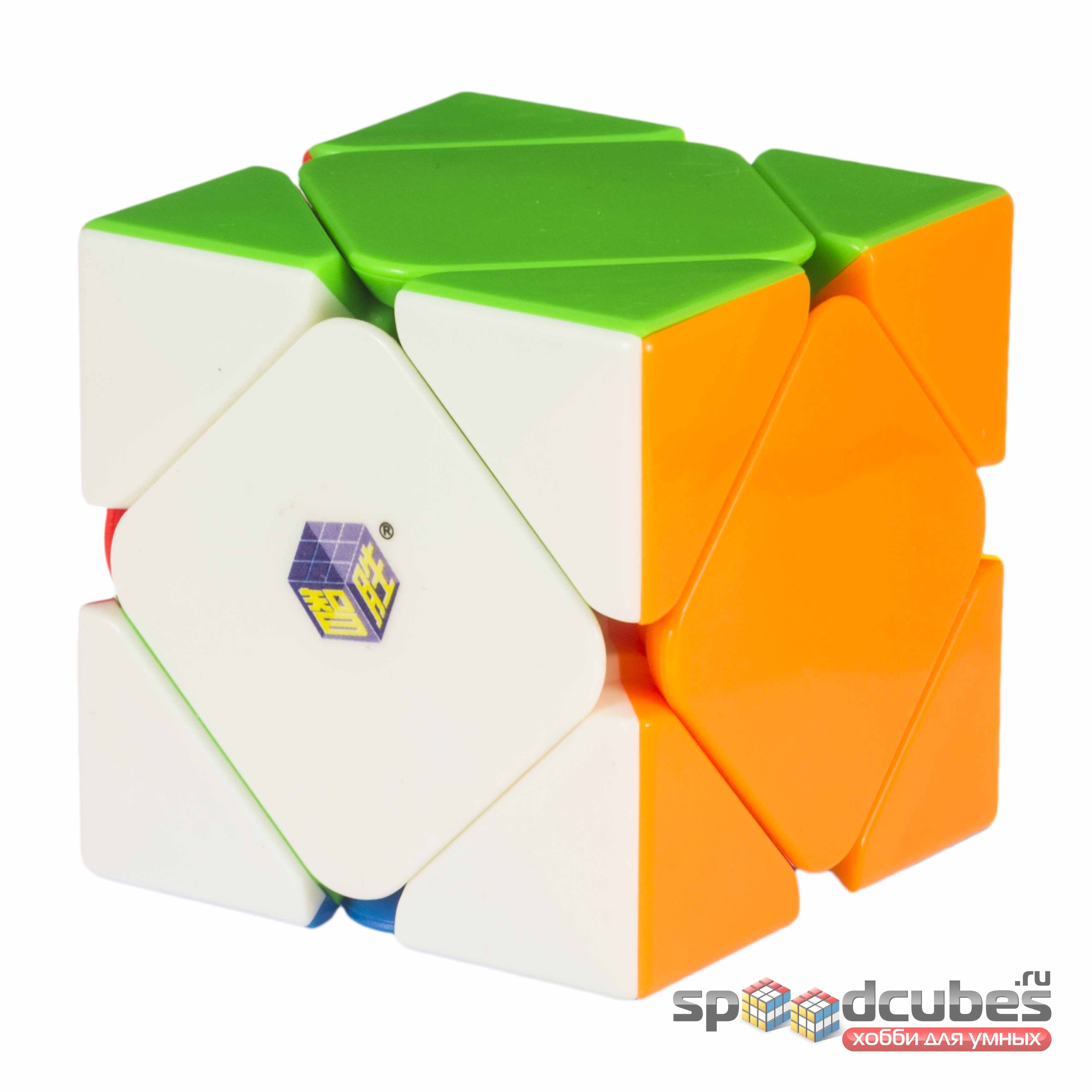 Yuxin Little Magic Skewb (цв)