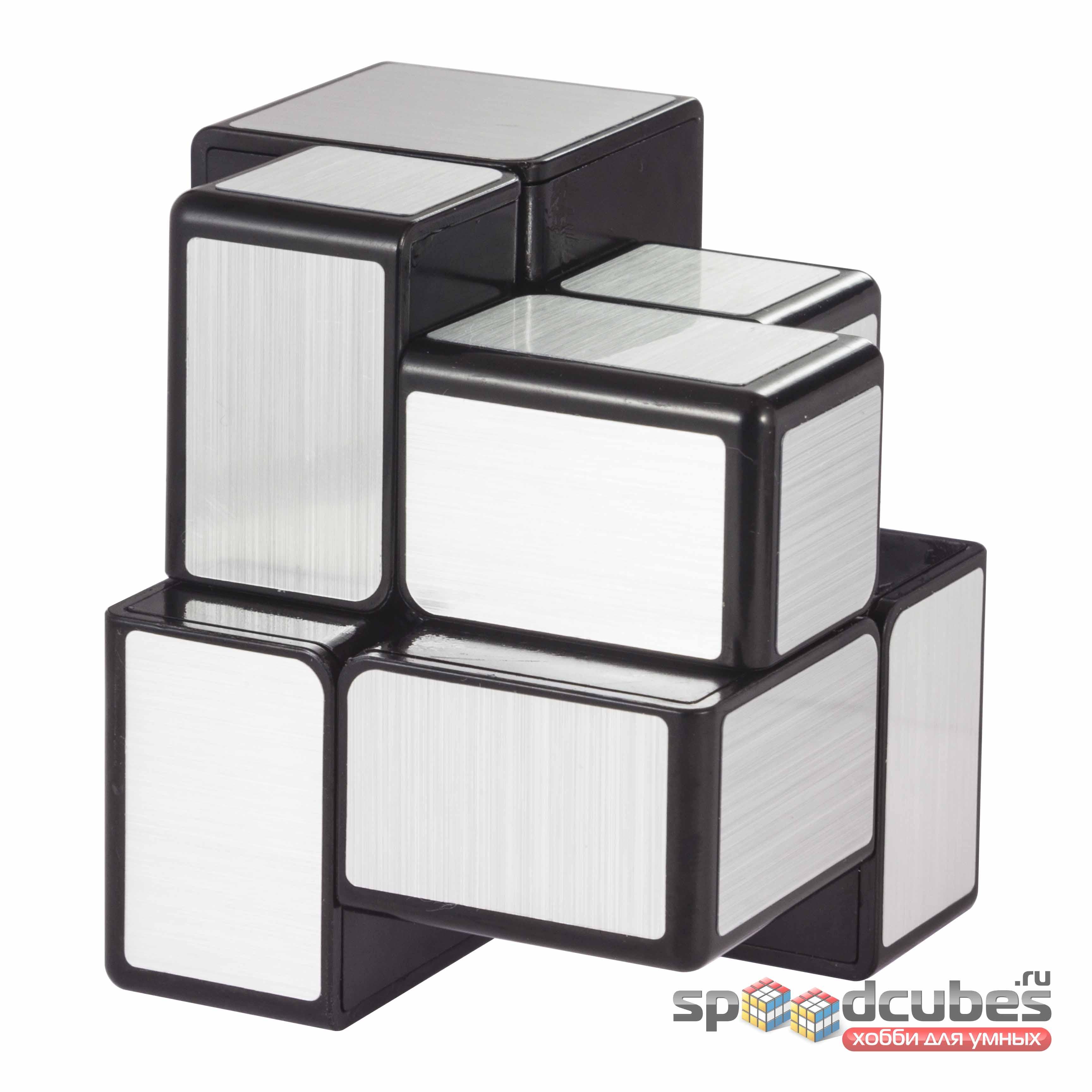 QiYi (MoFangGe) 2x2 Mirror Cube 3
