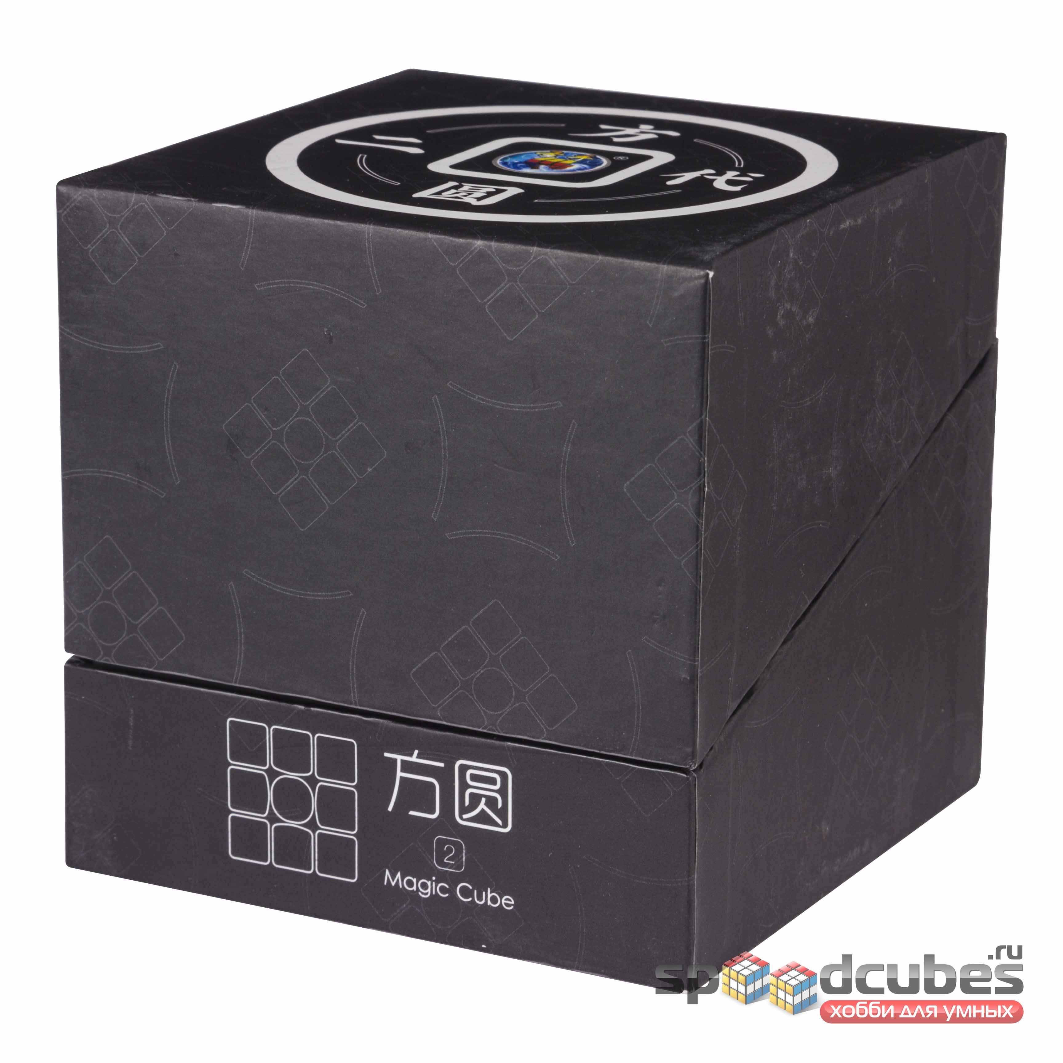 ShengShou 3x3x3 FanYuan V2 M 1