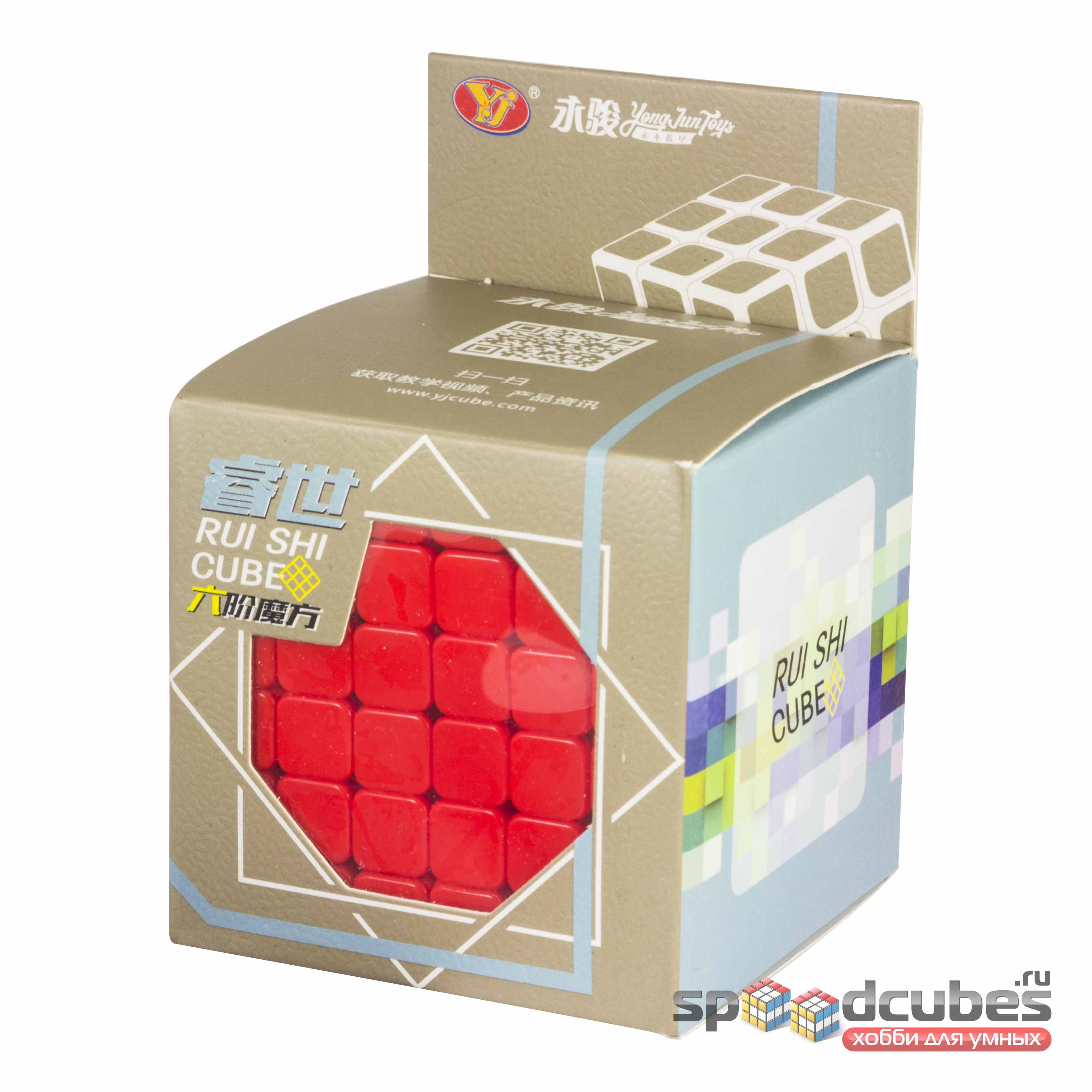 YJ 6x6x6 RuiShi (цв) 1