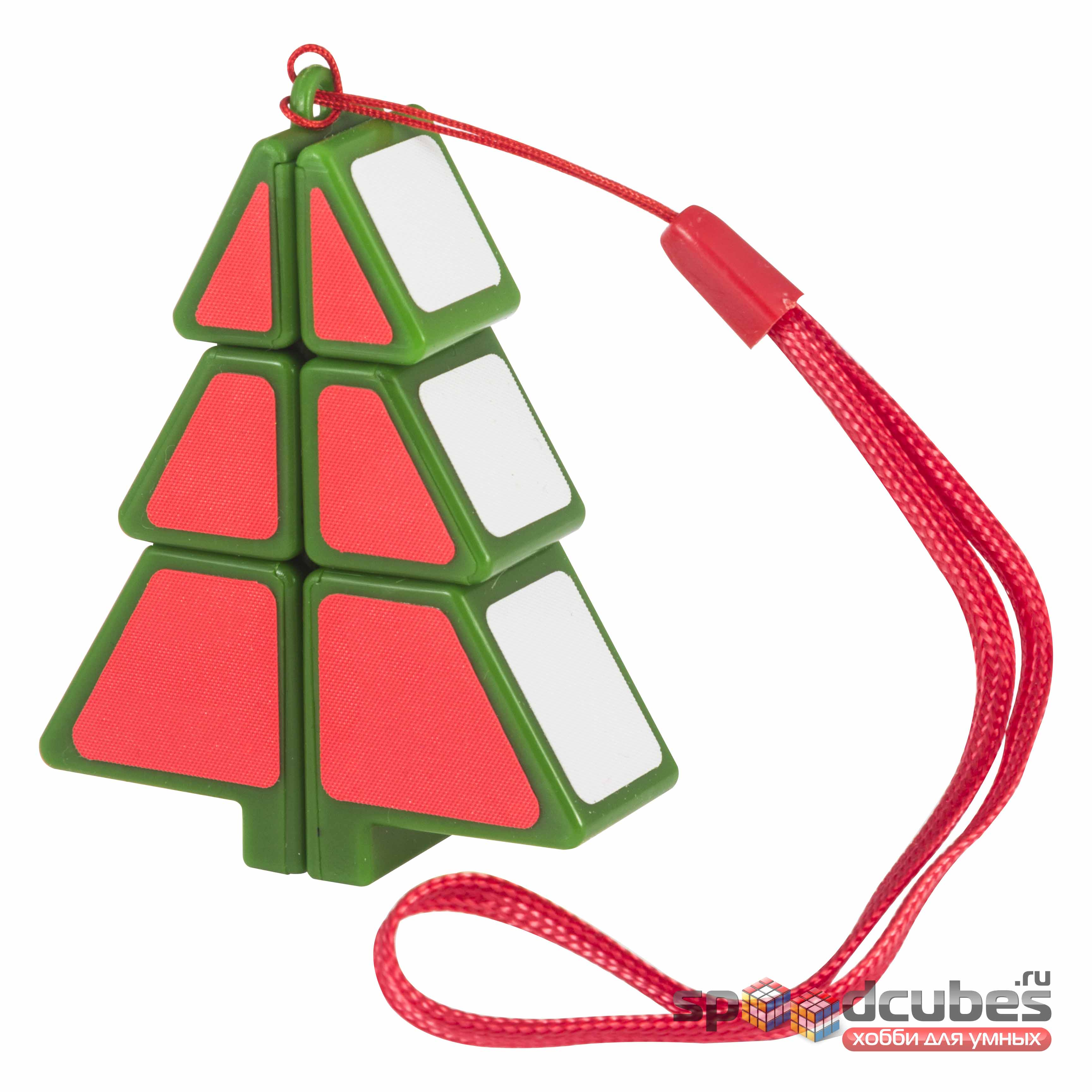 Ёлочка Z-Cube 3x2x1 Christmas Tree
