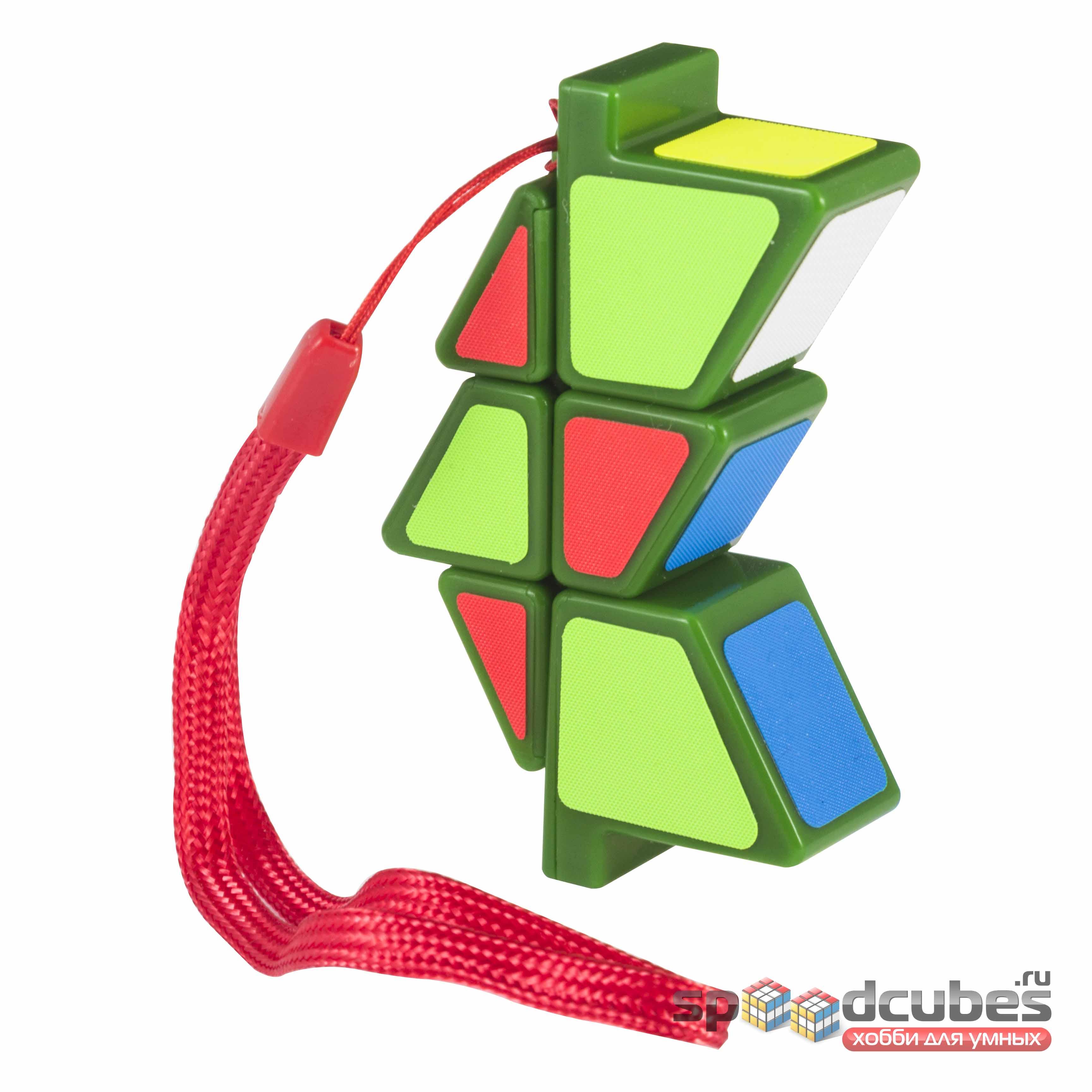 Ёлочка Z Cube Christmas Tree 3