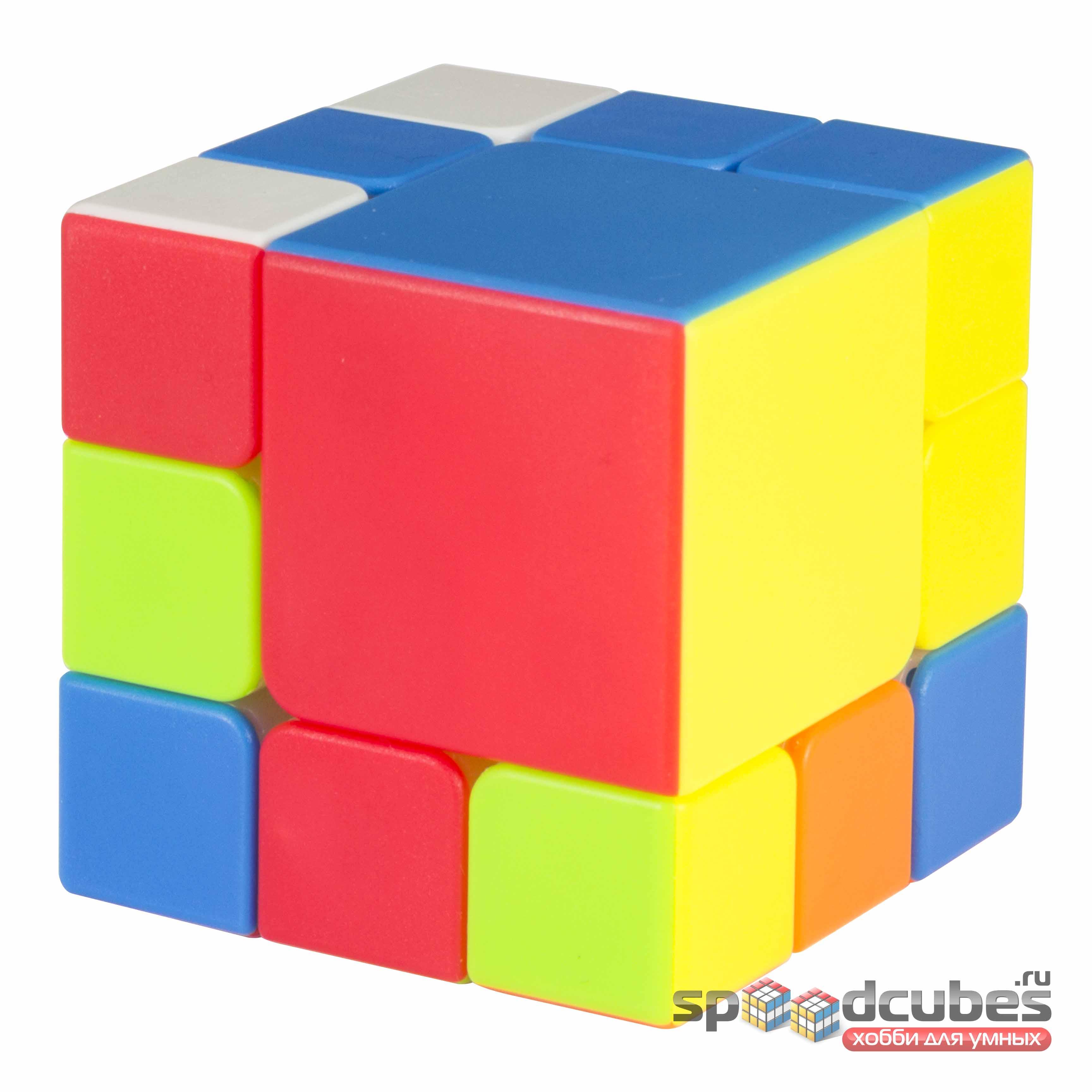 Z Bandaged Cube Type A 2