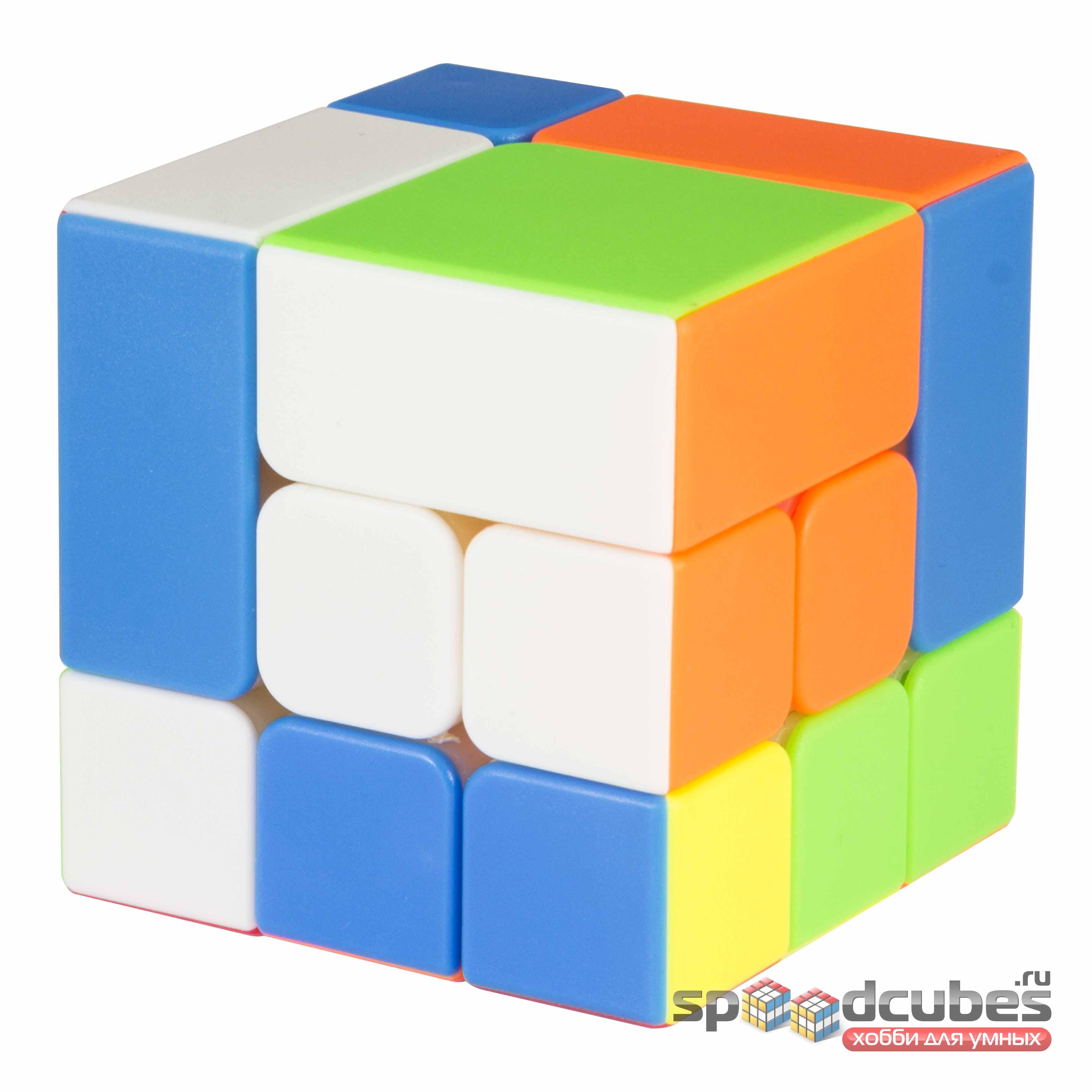Z Bandaged Cube Type B 2