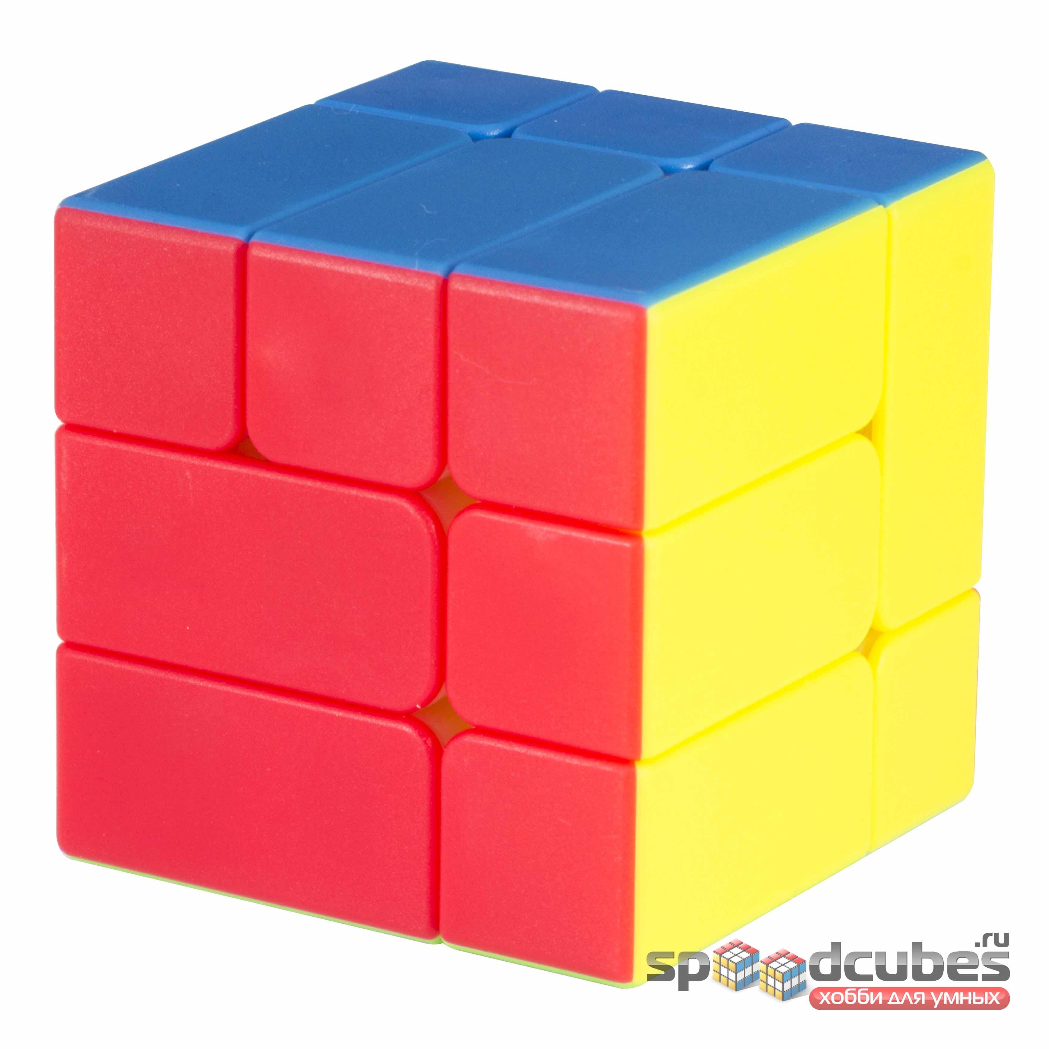 Z-cube Bandaged Cube Type C (цв)
