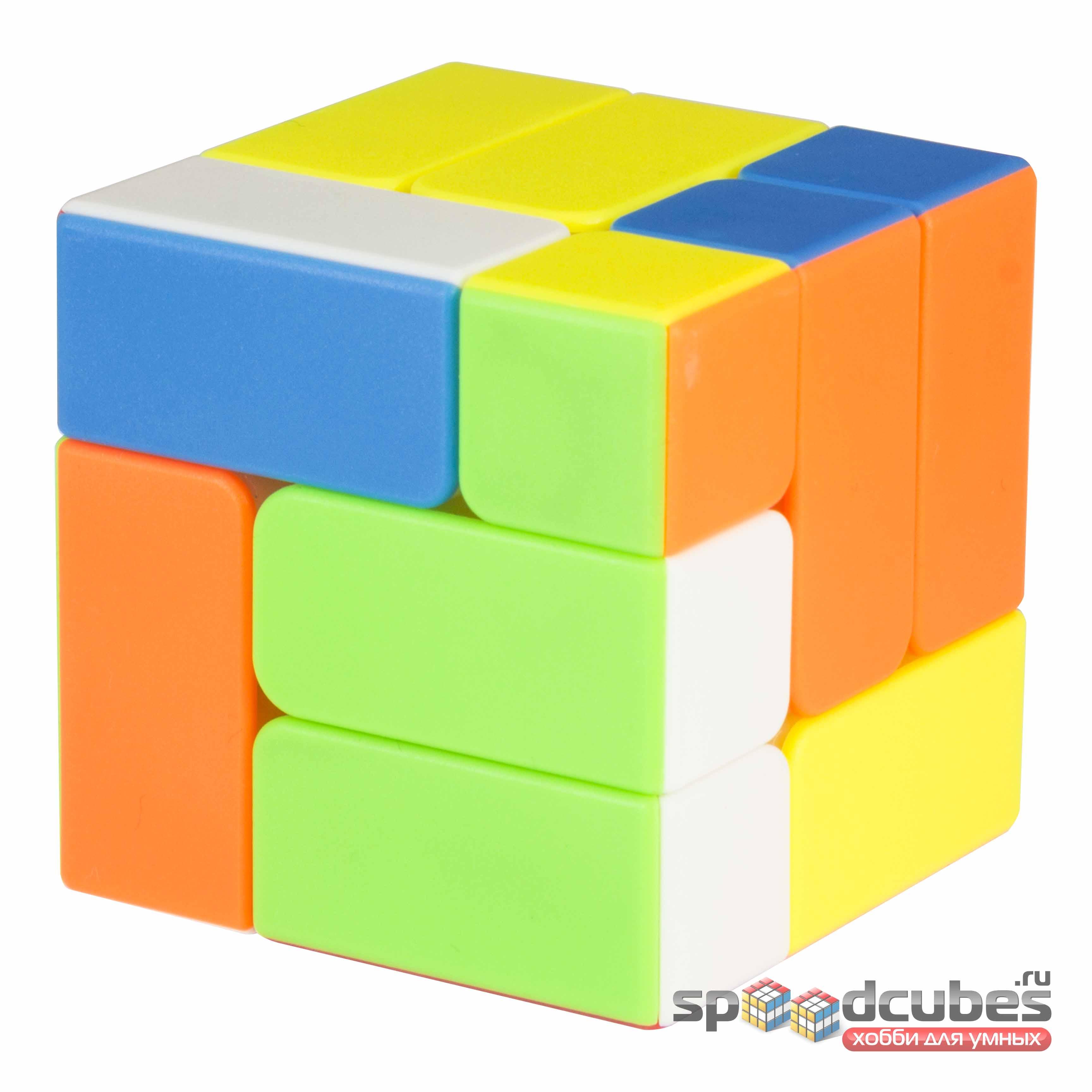 Z Bandaged Cube Type С 2