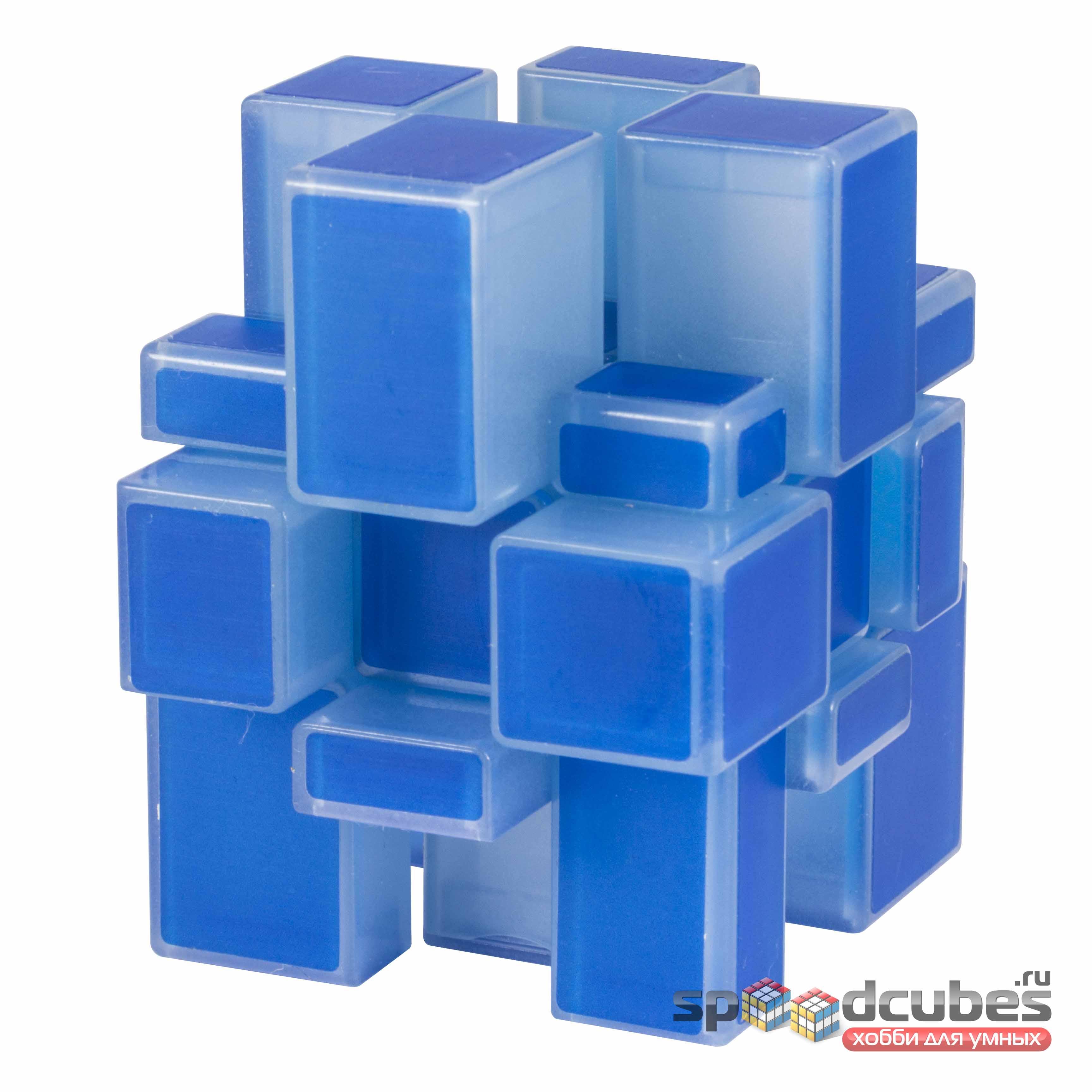 QiYi (MoFangGe) Luminous Mirror Cube 3