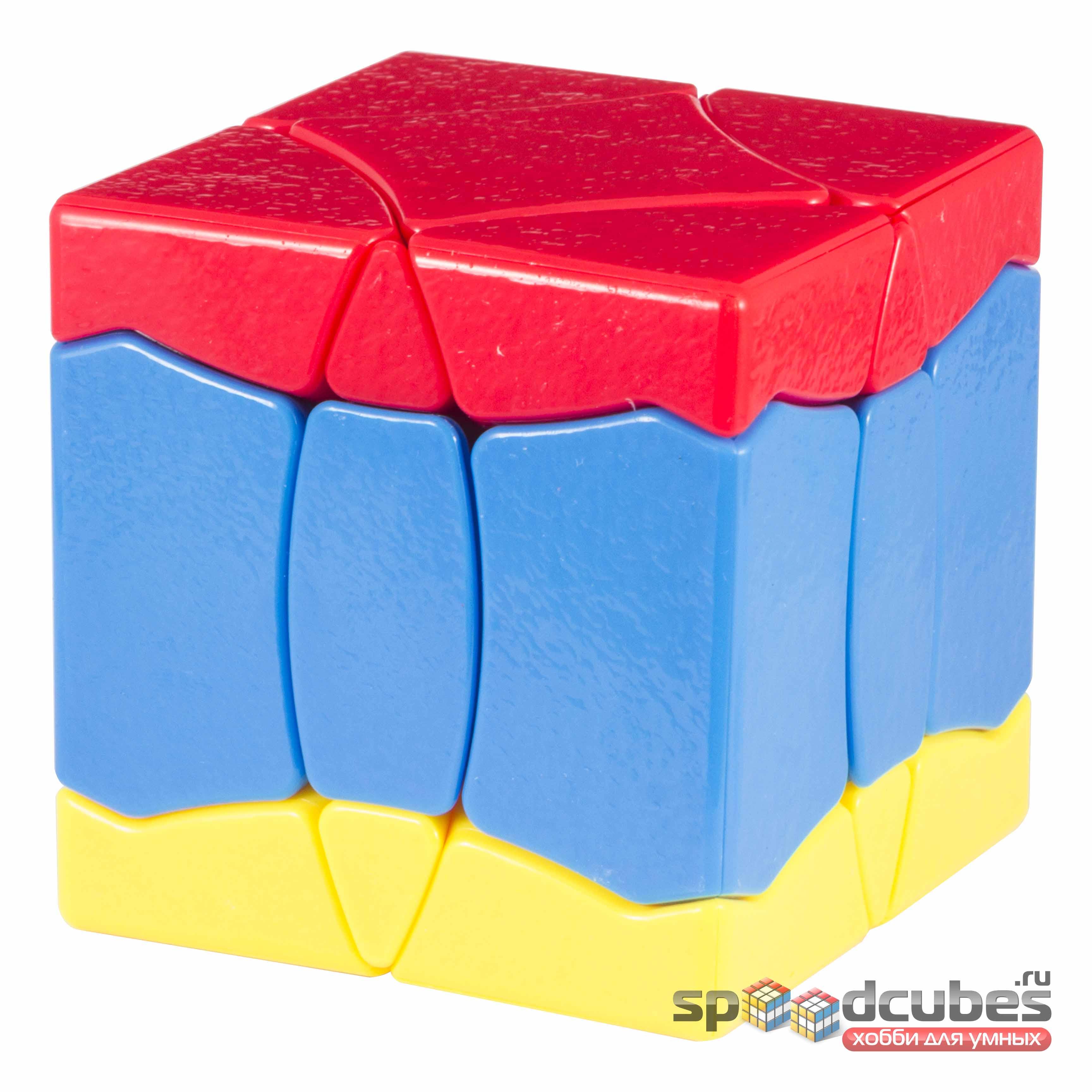 ShengShou Bird Cube (цв)