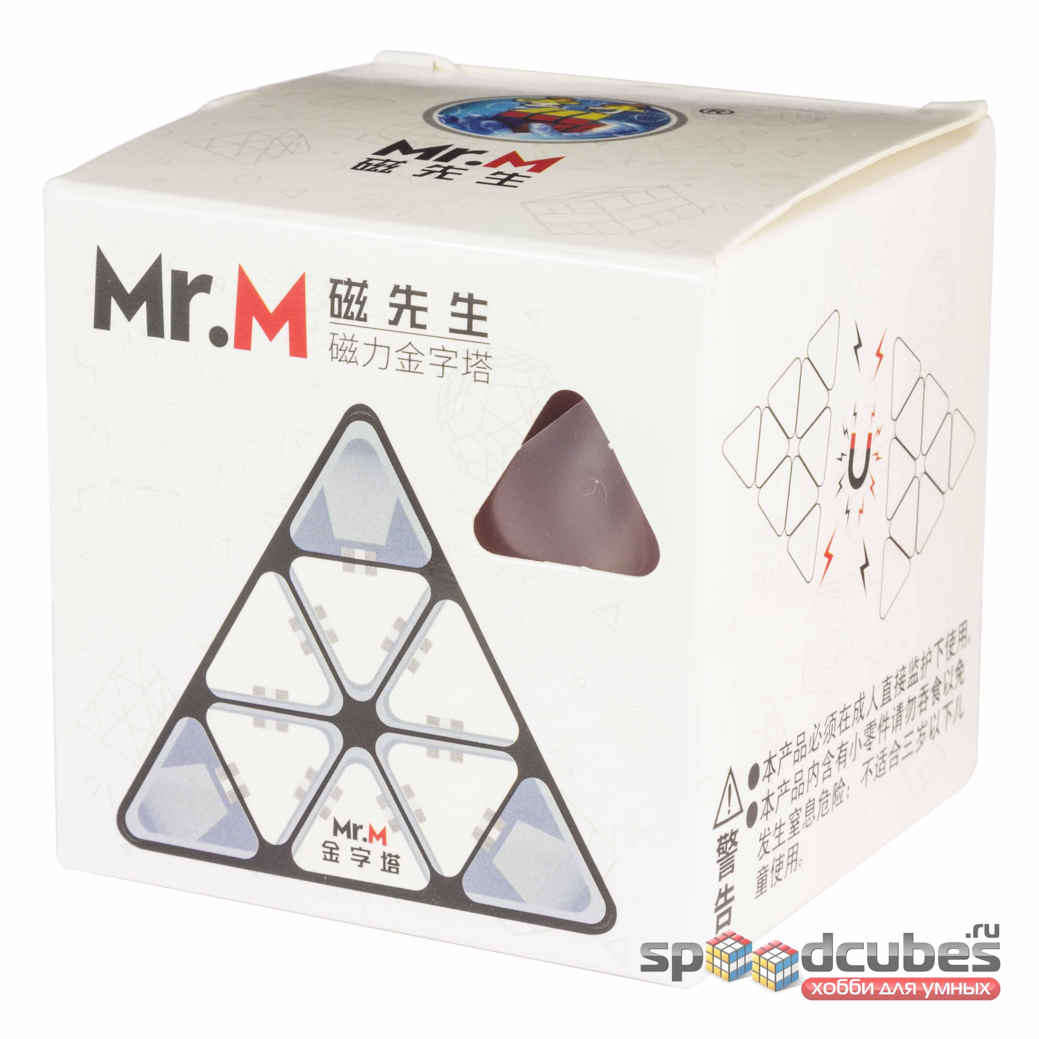 ShengShou Mr M Pyraminx 1