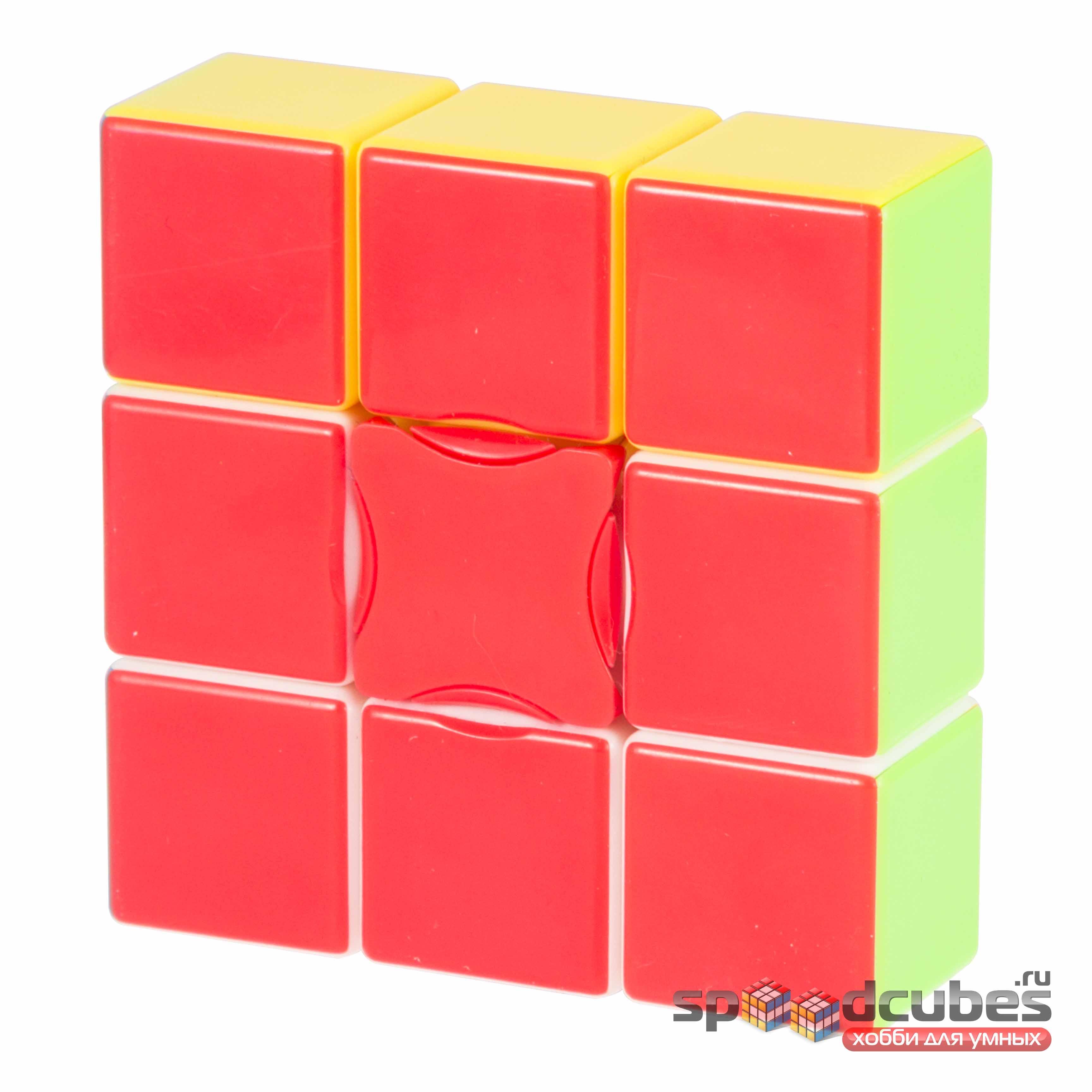 YJ 3x3x1 Floppy (цв)