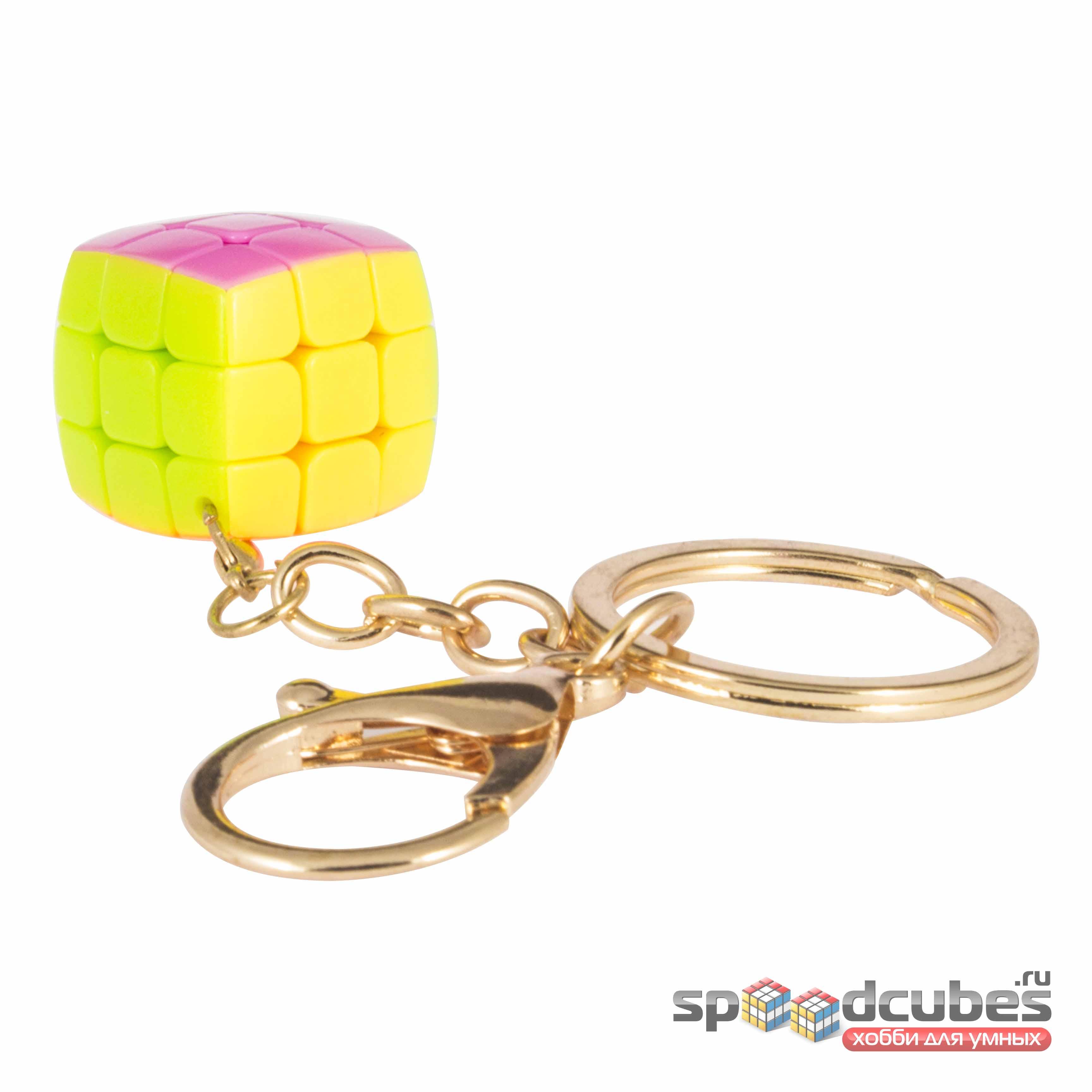 YJ 3x3x3 брелок MiniBread Cube 2.0 см 2